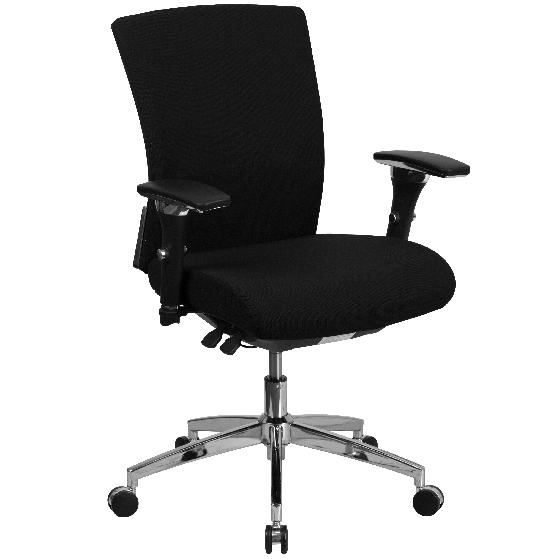 Flash Furniture Hercules Series Mid Back Mesh Desk Chair Wayfair