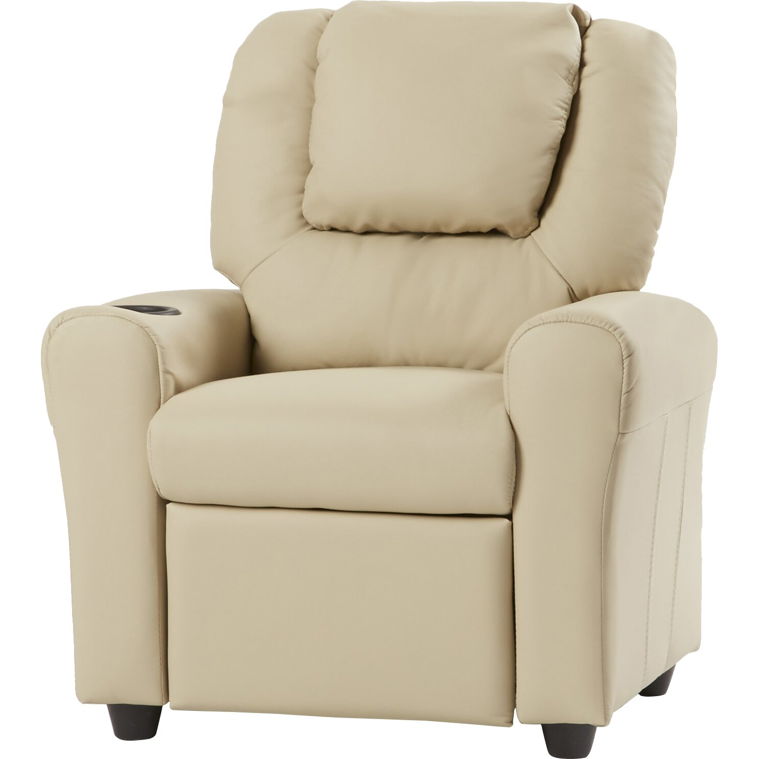 Flash Furniture Contemporary Personalized Kids Recliner