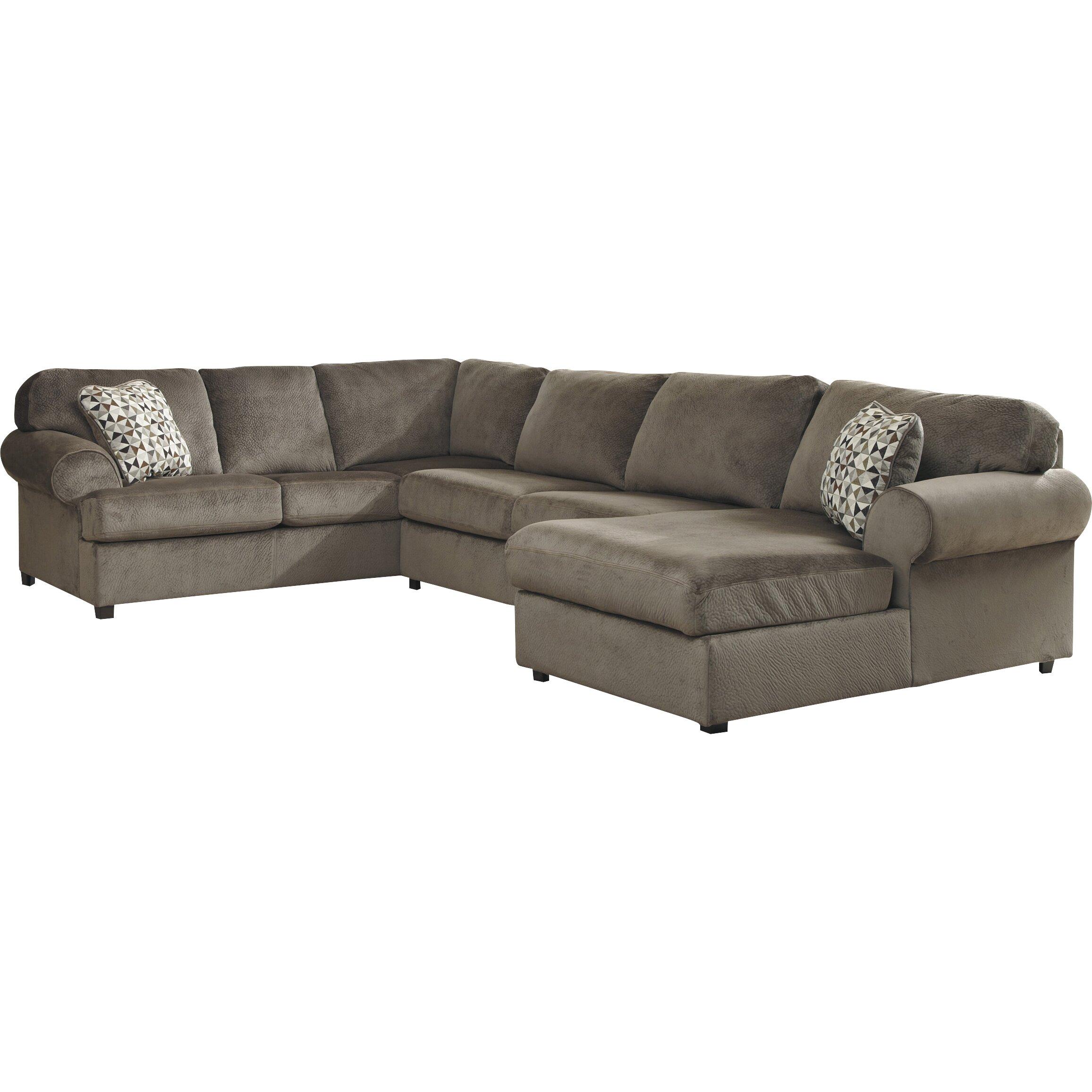 Flash Furniture Jessa Place Sectional Reviews Wayfair