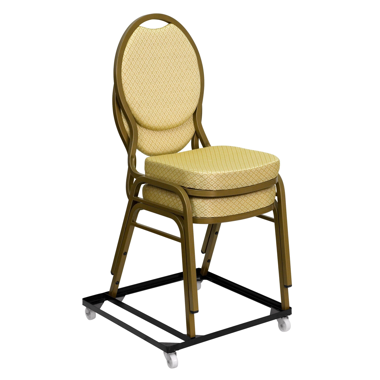 Flash Furniture Hercules Series 242 Lb Capacity Stack Chair Dolly Reviews Wayfair Supply