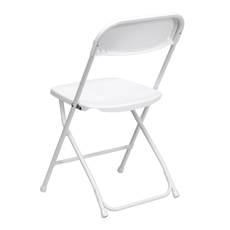 Flash Furniture Hercules Series Premium Plastic Folding Chair & Reviews