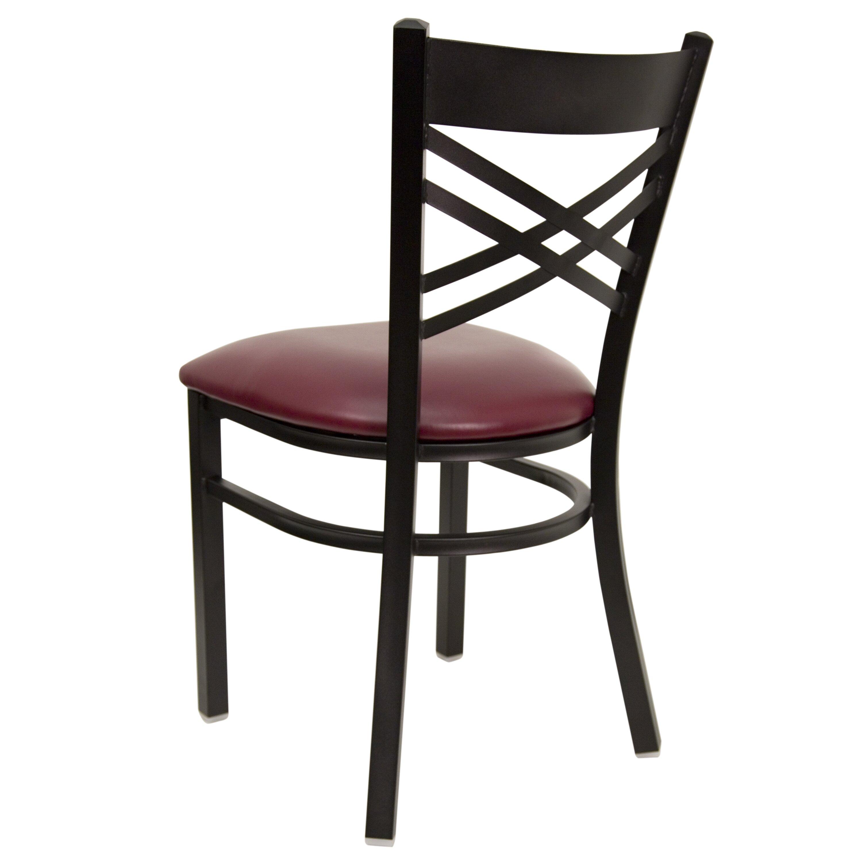 Flash Furniture Hercules Series 39 39 X 39 39 Back Side Chair Reviews Wayfair