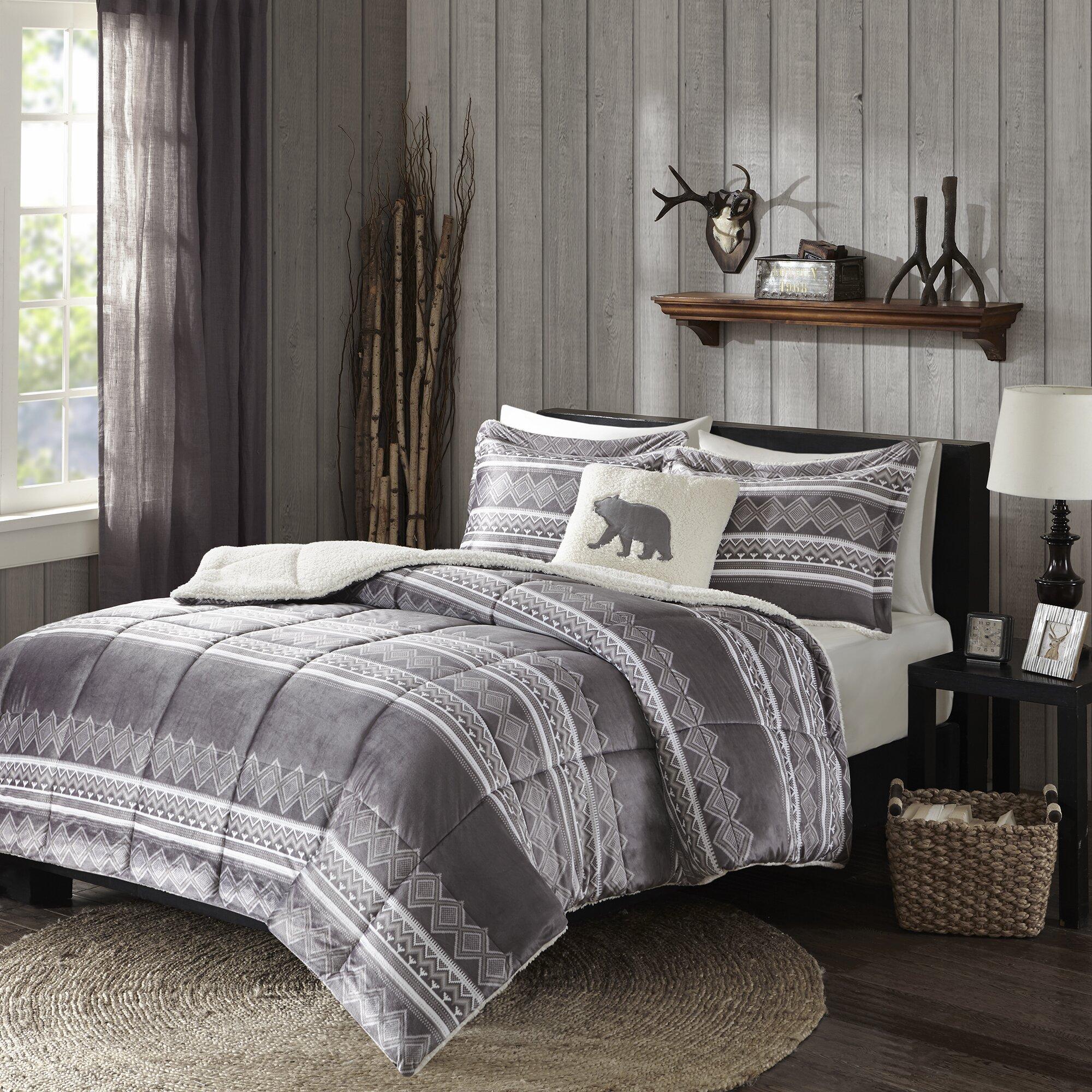 Woolrich Anderson Comforter Set Amp Reviews Wayfair Ca