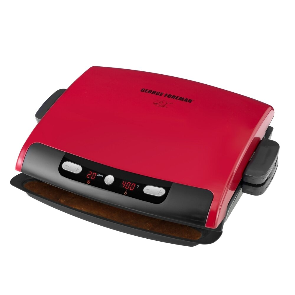 George foreman george foreman electric grill reviews wayfair - Buy george foreman grill ...