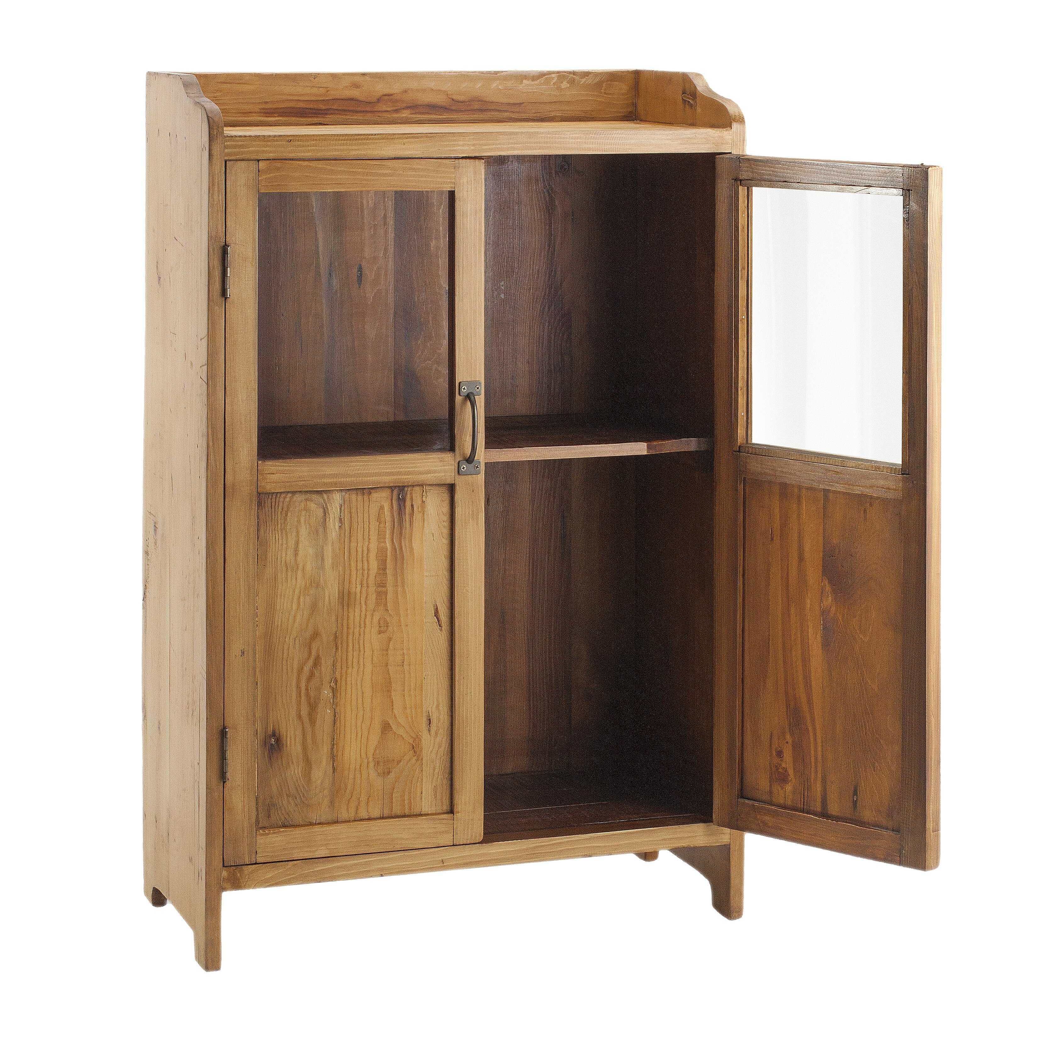 Display Cabinets For Home: Antique Revival PL Home Display Cabinet & Reviews