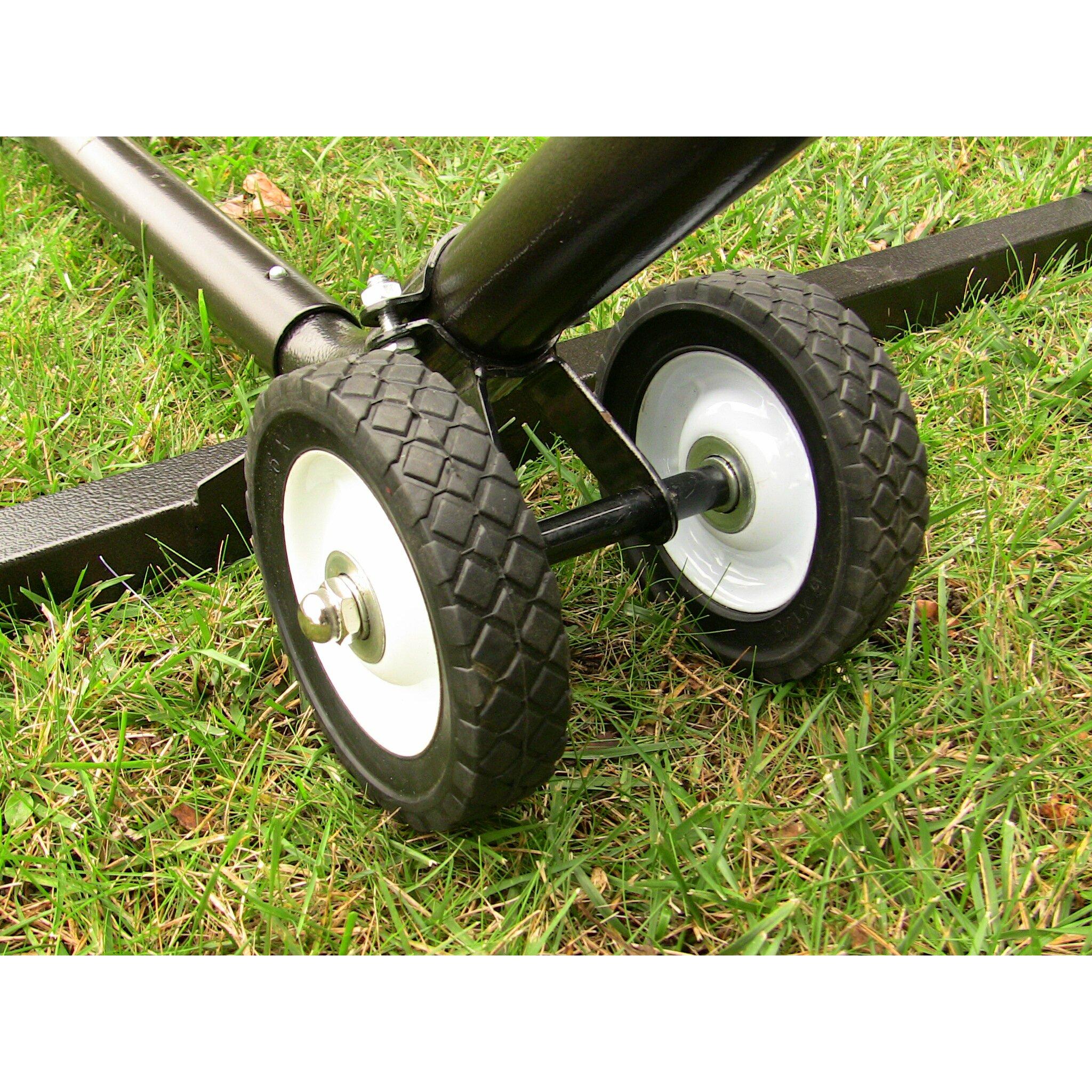 Vivere Hammocks Hammock Stand Wheel Kit & Reviews | Wayfair