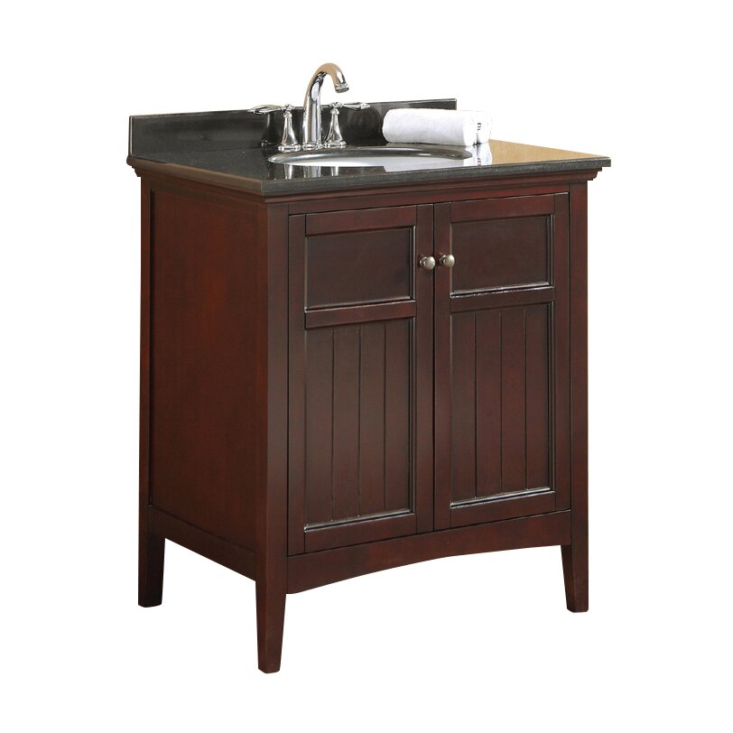 Ove Decors Gavin 30 Single Bathroom Vanity Set Reviews Wayfair