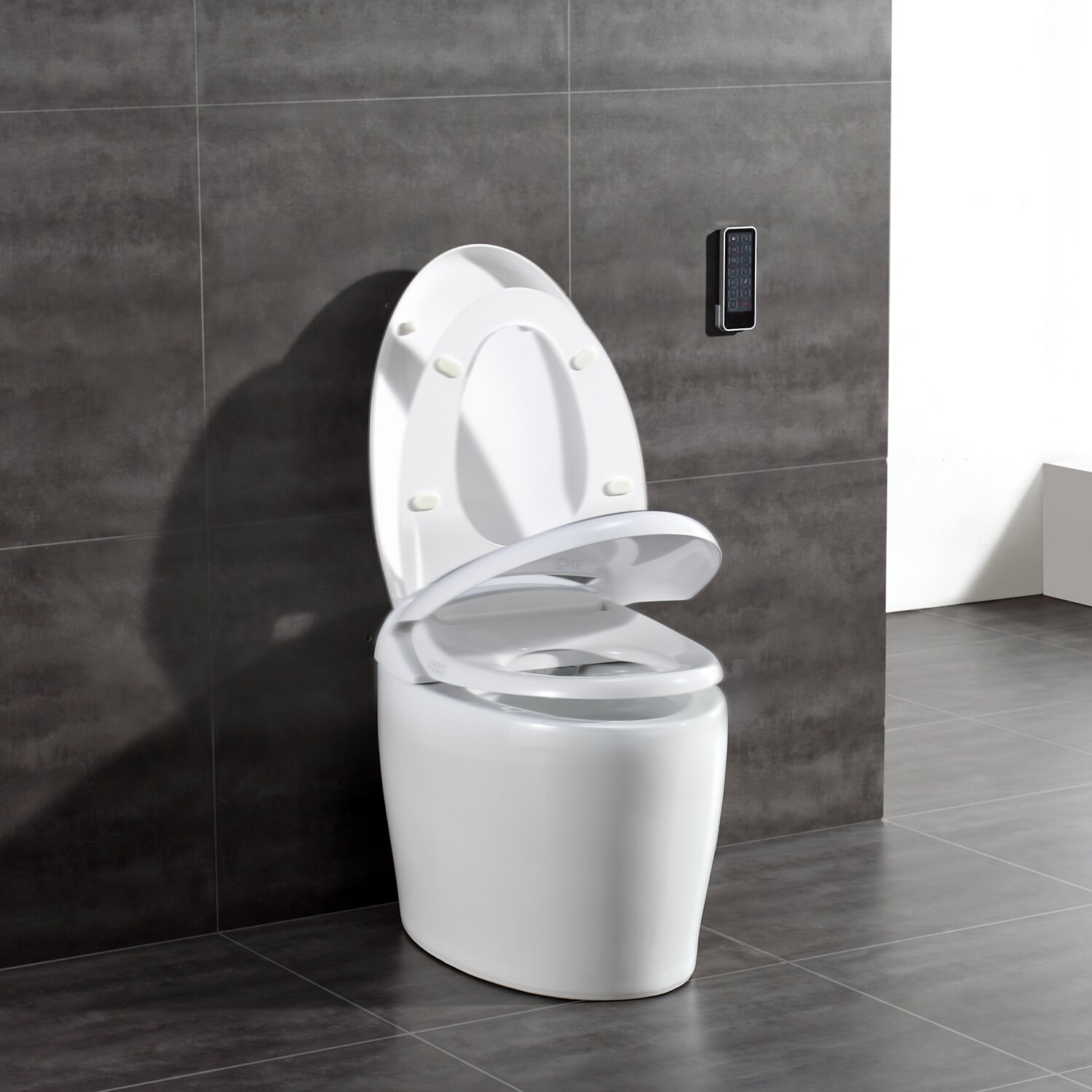 Ove Decors Tuva Smart Toilet 20 Quot Floor Mount Bidet