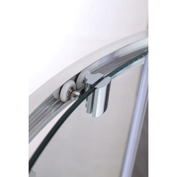 Ove Decors Breeze Premium 36 X 36 X 76 Sliding Door Shower