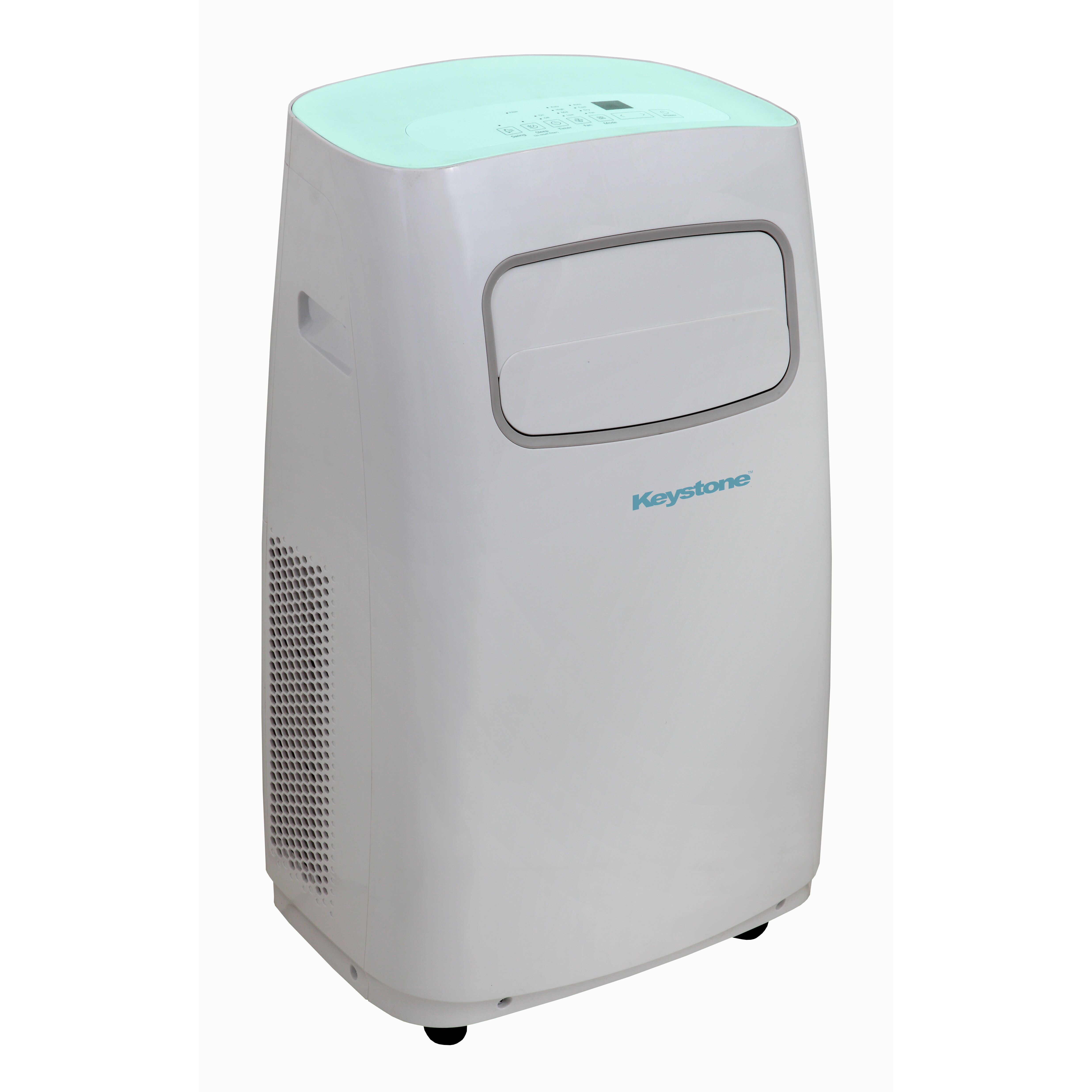 Keystone 14 000 BTU Portable Air Conditioner with Remote & Reviews  #556D76
