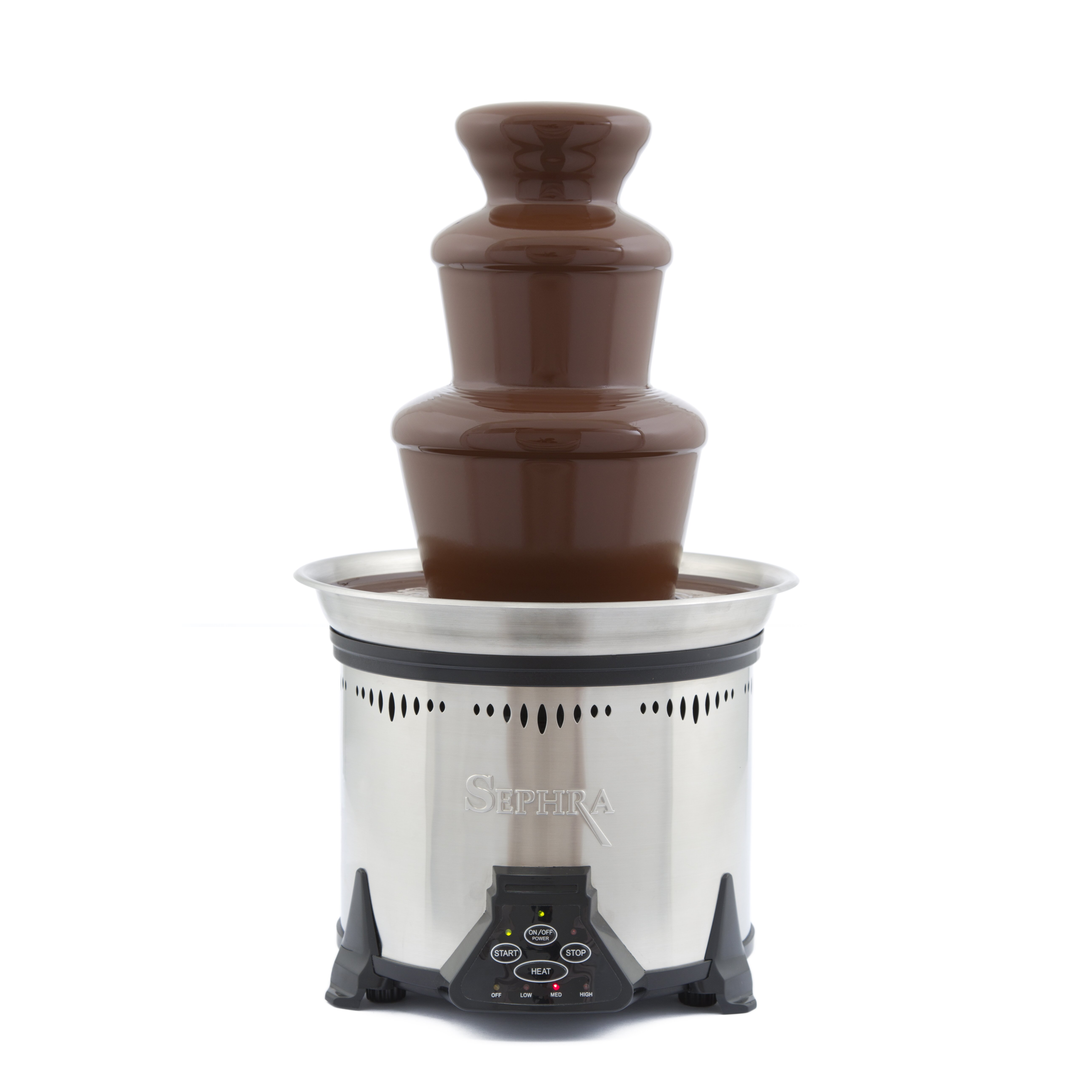 Sephra Elite 2 Tier Chocolate Fountain & Reviews   Wayfair