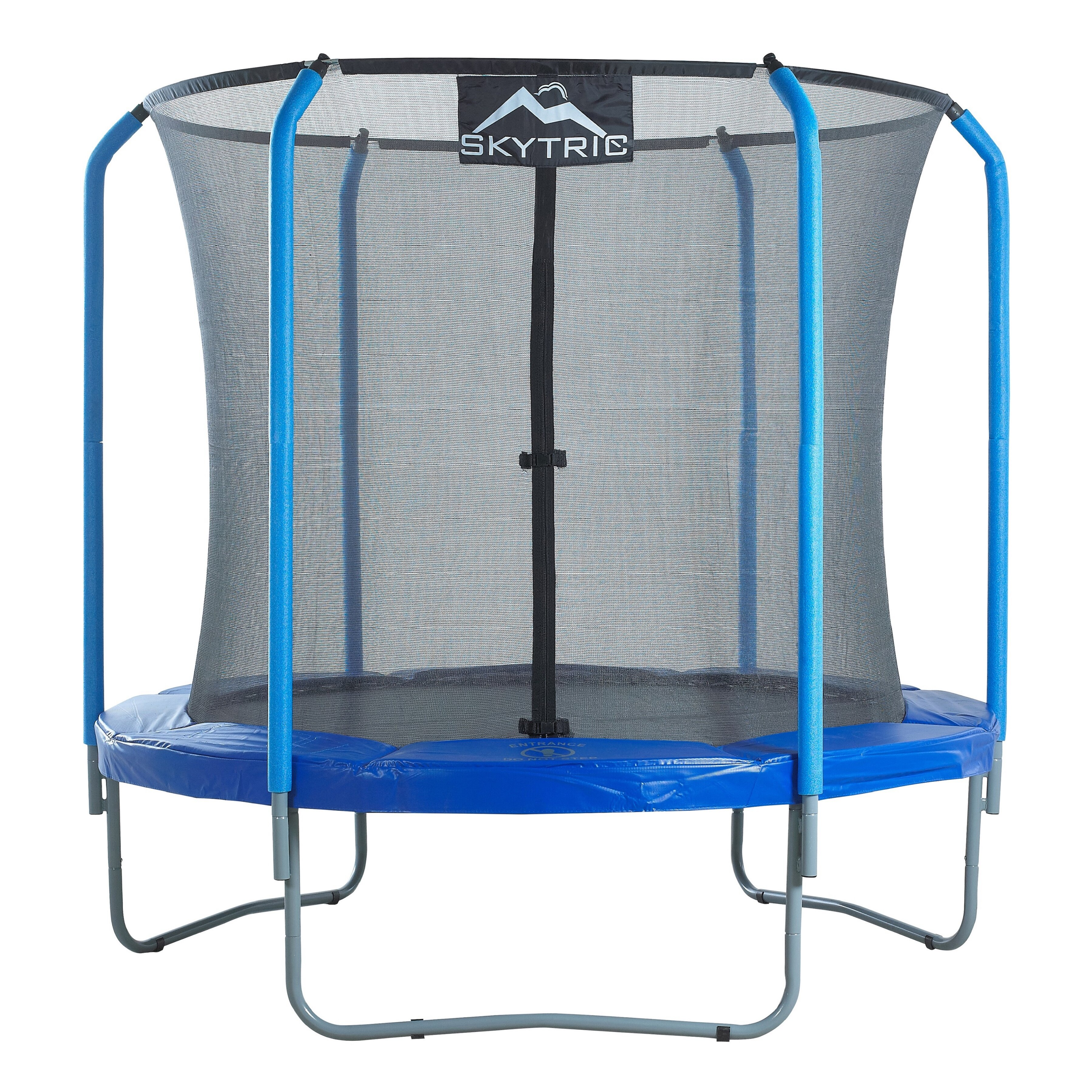 "Upper Bounce ""Skytric"" Trampoline With Top Ring Enclosure"