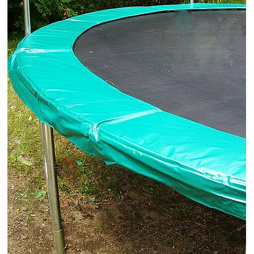 Upper Bounce 8 Foot Super Trampoline Safety Pad Spring: Upper Bounce 14' Round Super Trampoline Pad & Reviews
