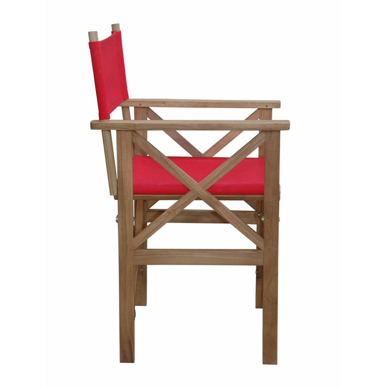 Anderson Teak Director Folding Arm Chair