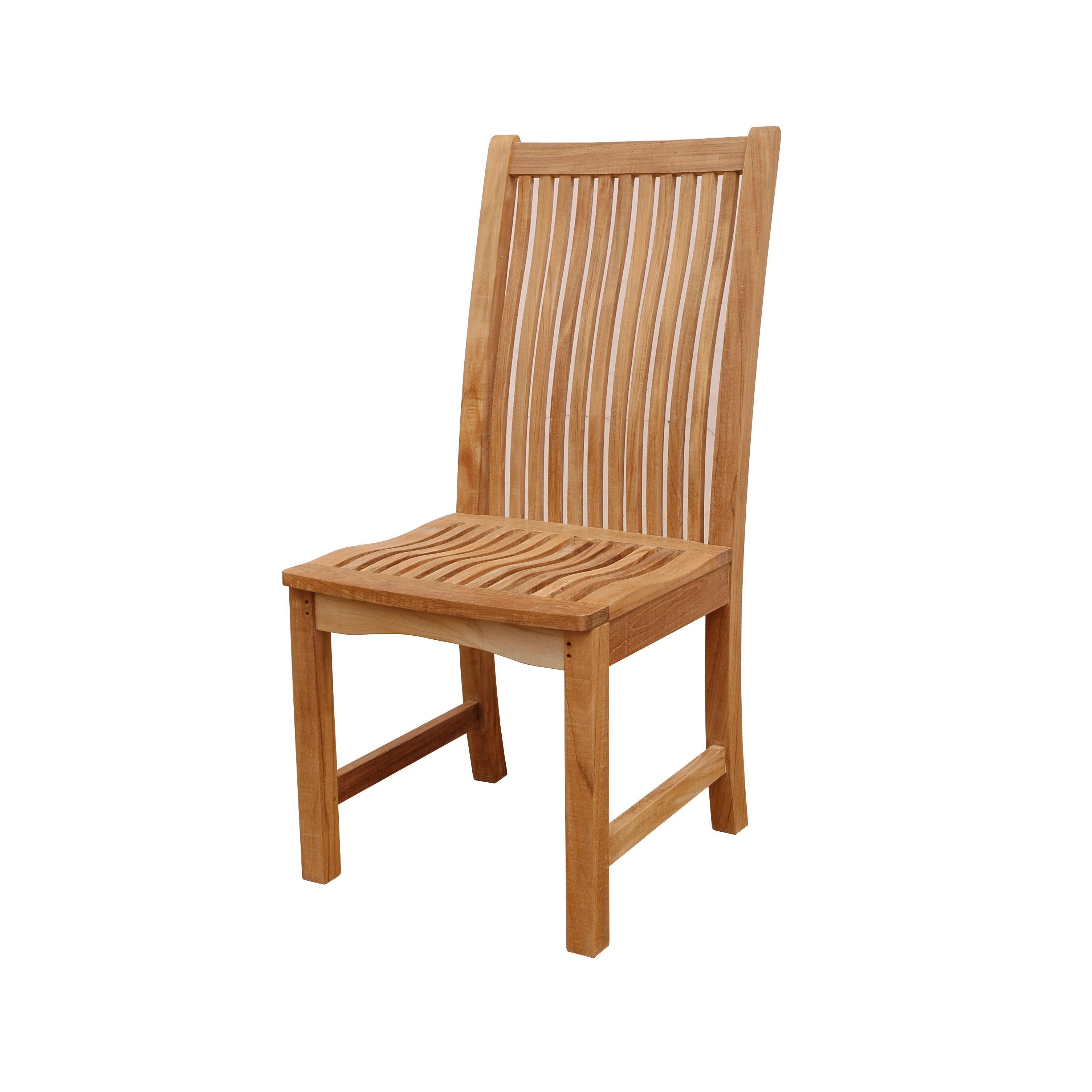 Dining Room Chairs Chicago: Anderson Teak Chicago Dining Side Chair