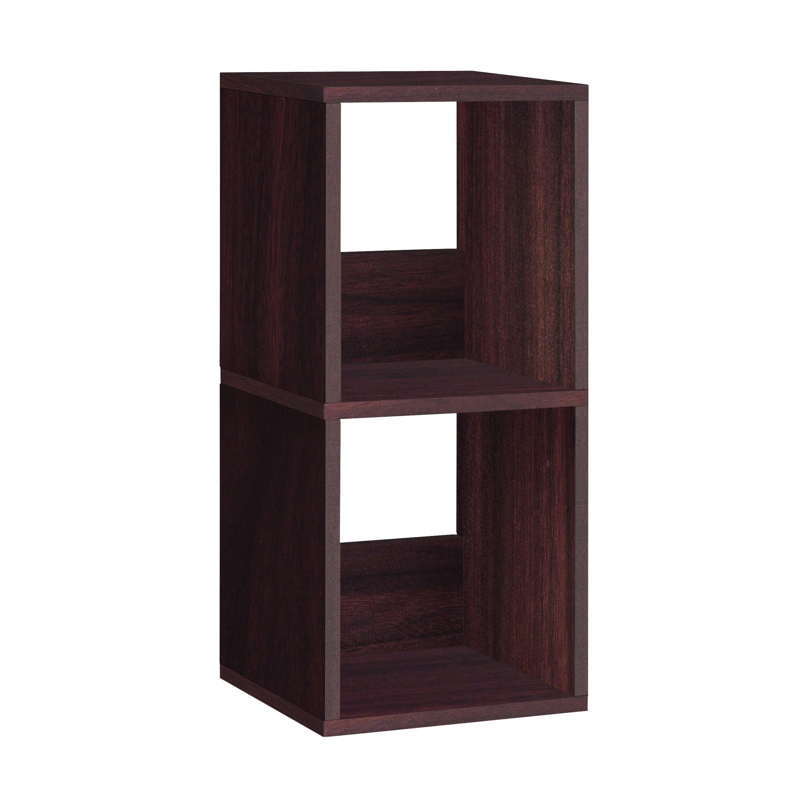 Way Basics Zboard Storage Duo Eco 2 Shelf Narrow 30 Quot Cube