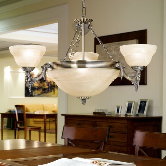 Eglo Marbella 6 Light Chandelier & Reviews
