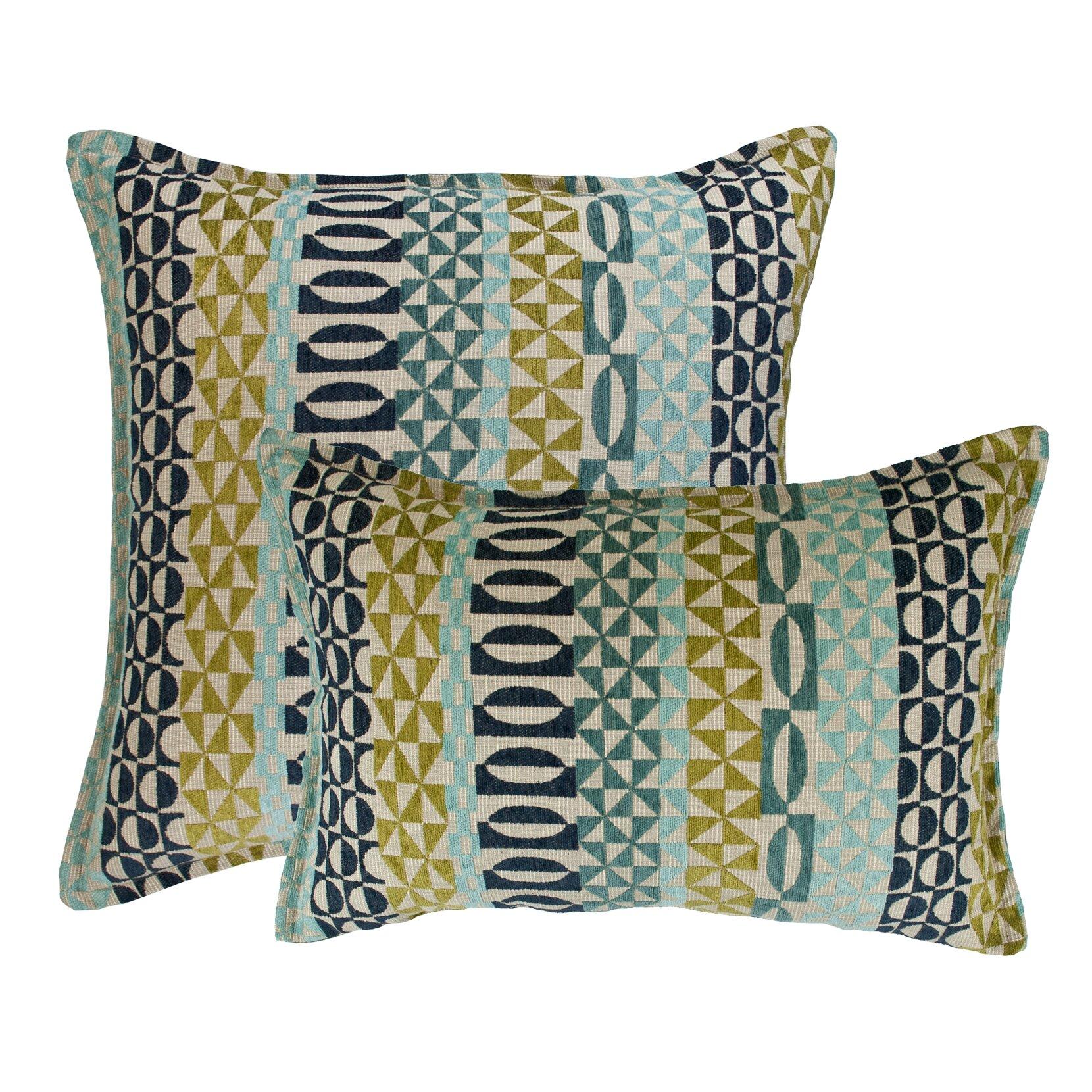 Decorative Pillow Sets : Sherry Kline Madison 2 Piece Combo Decorative Pillow Set Wayfair