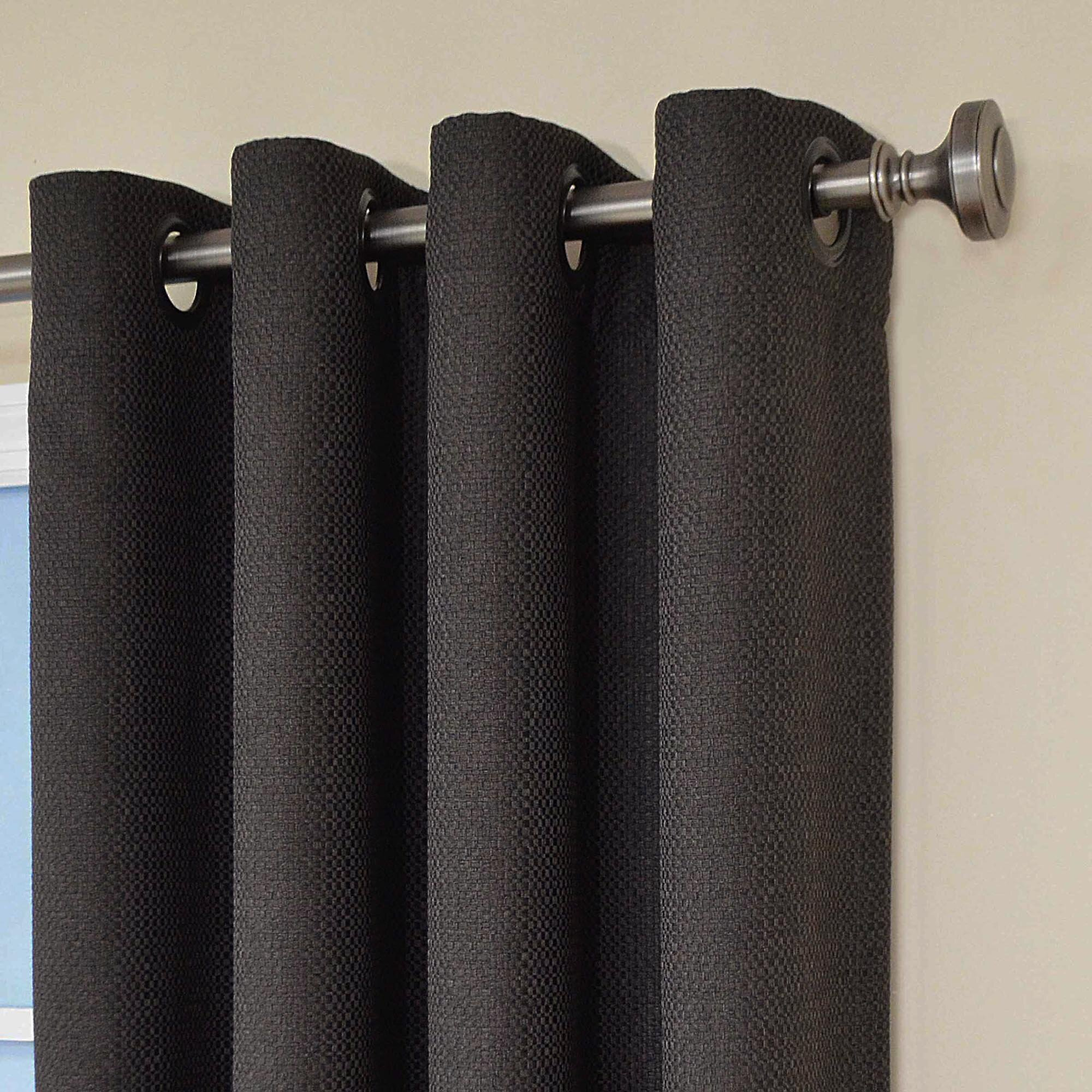 Eclipse Curtains Wyndham Blackout Single Curtain Panel