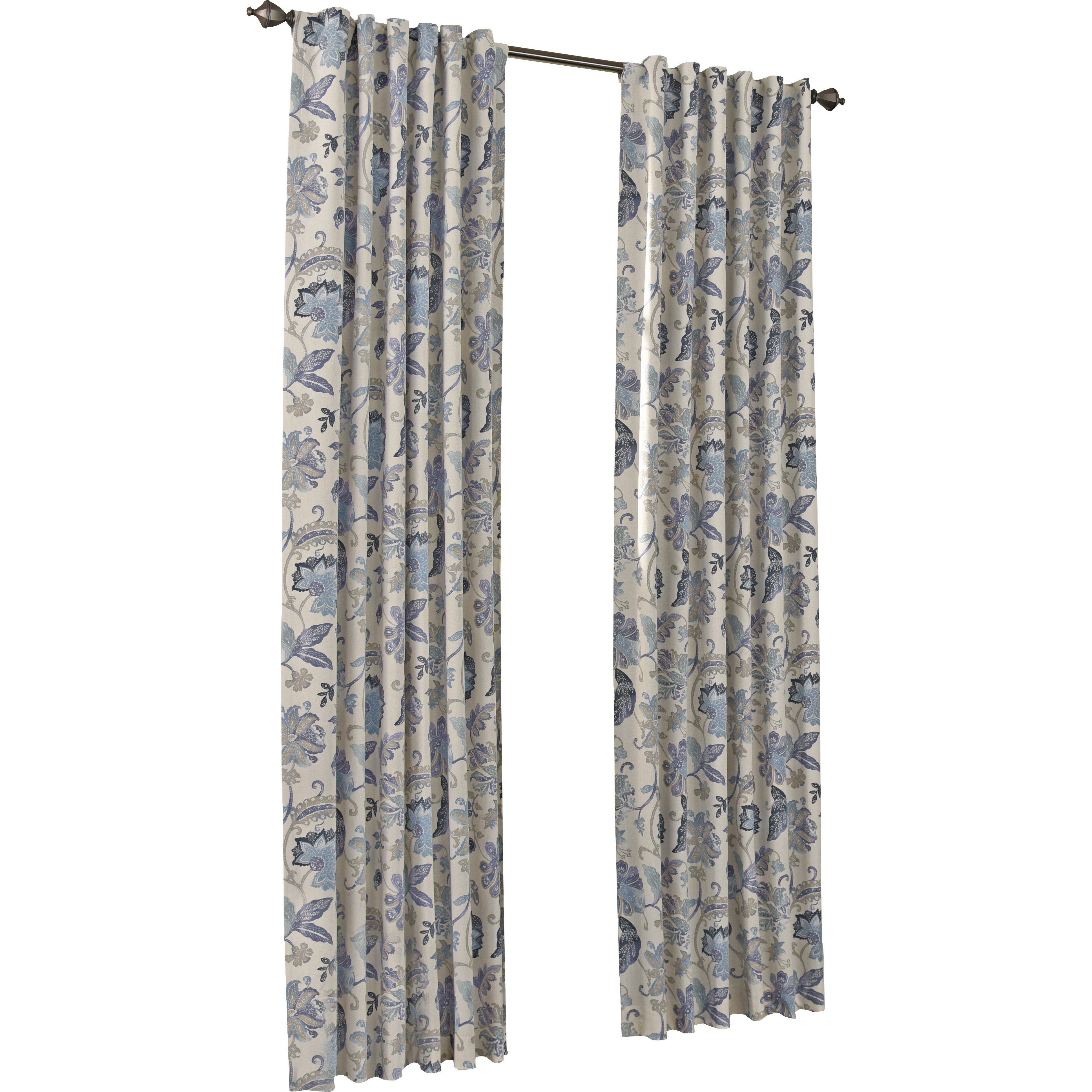 Eclipse Curtains Nina Blackout Curtain Panel Reviews