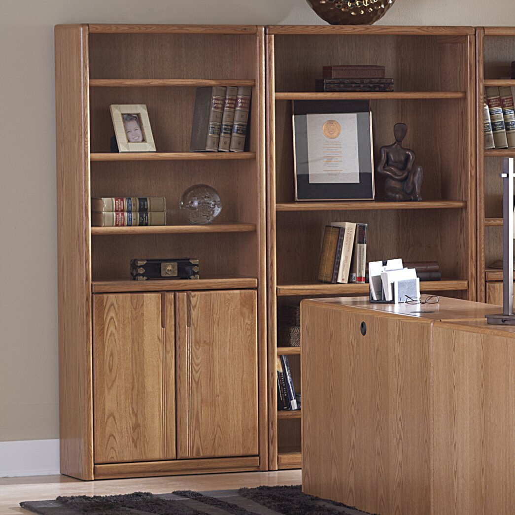 "Martin Home Furnishings Contemporary 70"" Standard Bookcase"