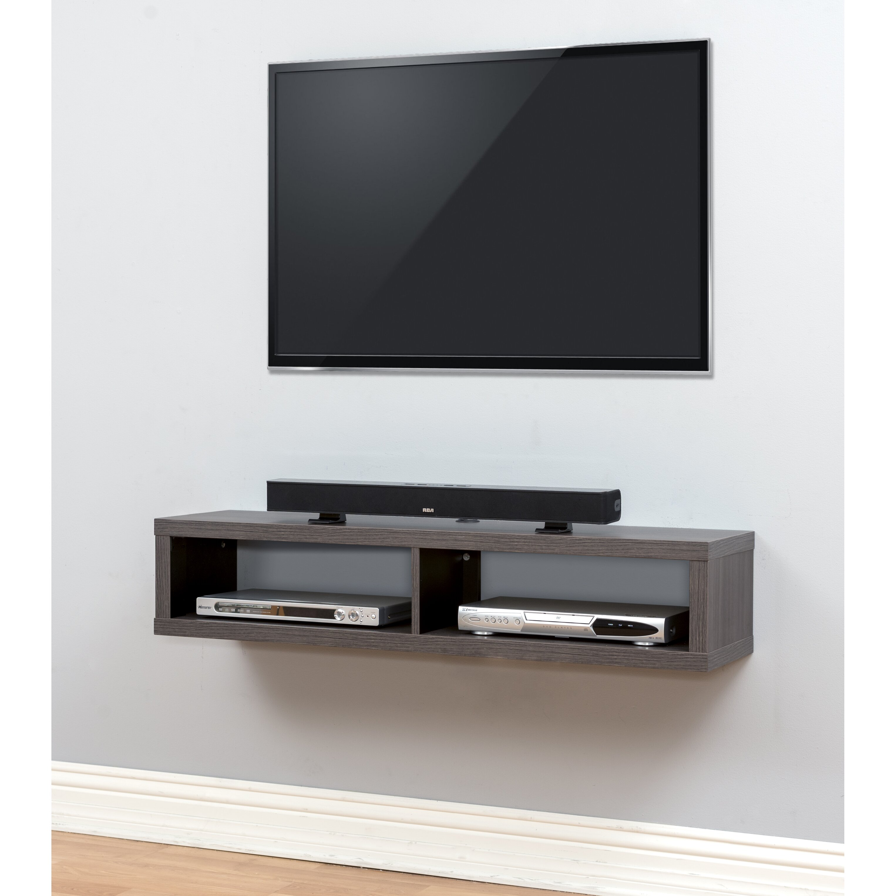 Martin Home Furnishings 48 Shallow Wall Mounted Tv