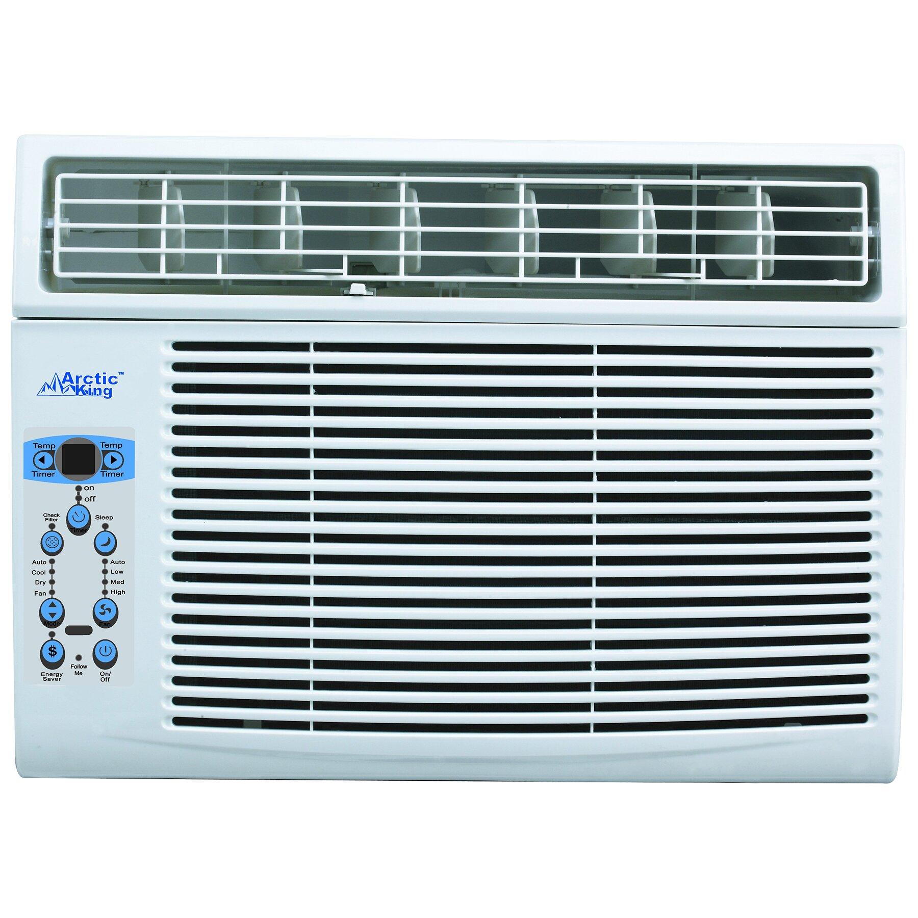 Arctic King 10000 BTU Window Air Conditioner with Remote Wayfair #016CCA