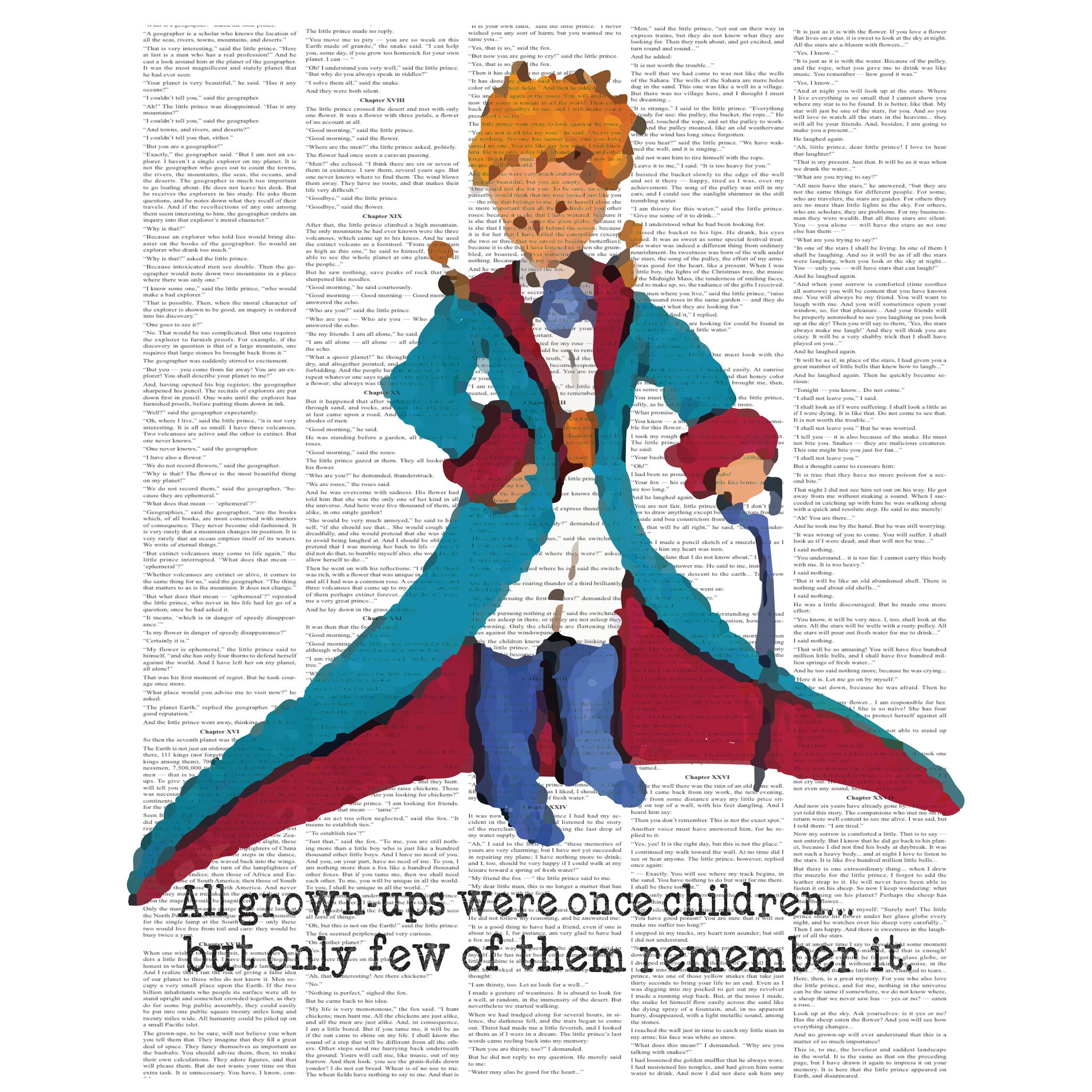 little prince essays