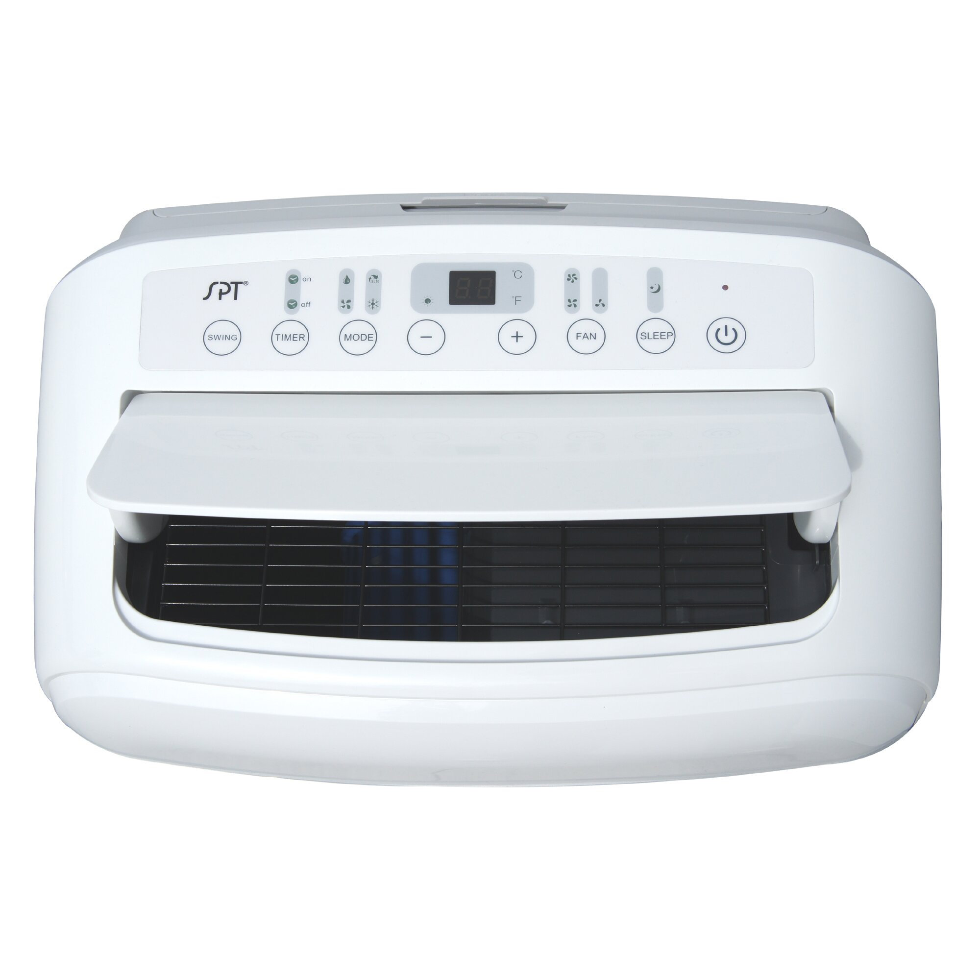 Sunpentown 14 000 BTU Portable Air Conditioner with Heater & Reviews  #333F59