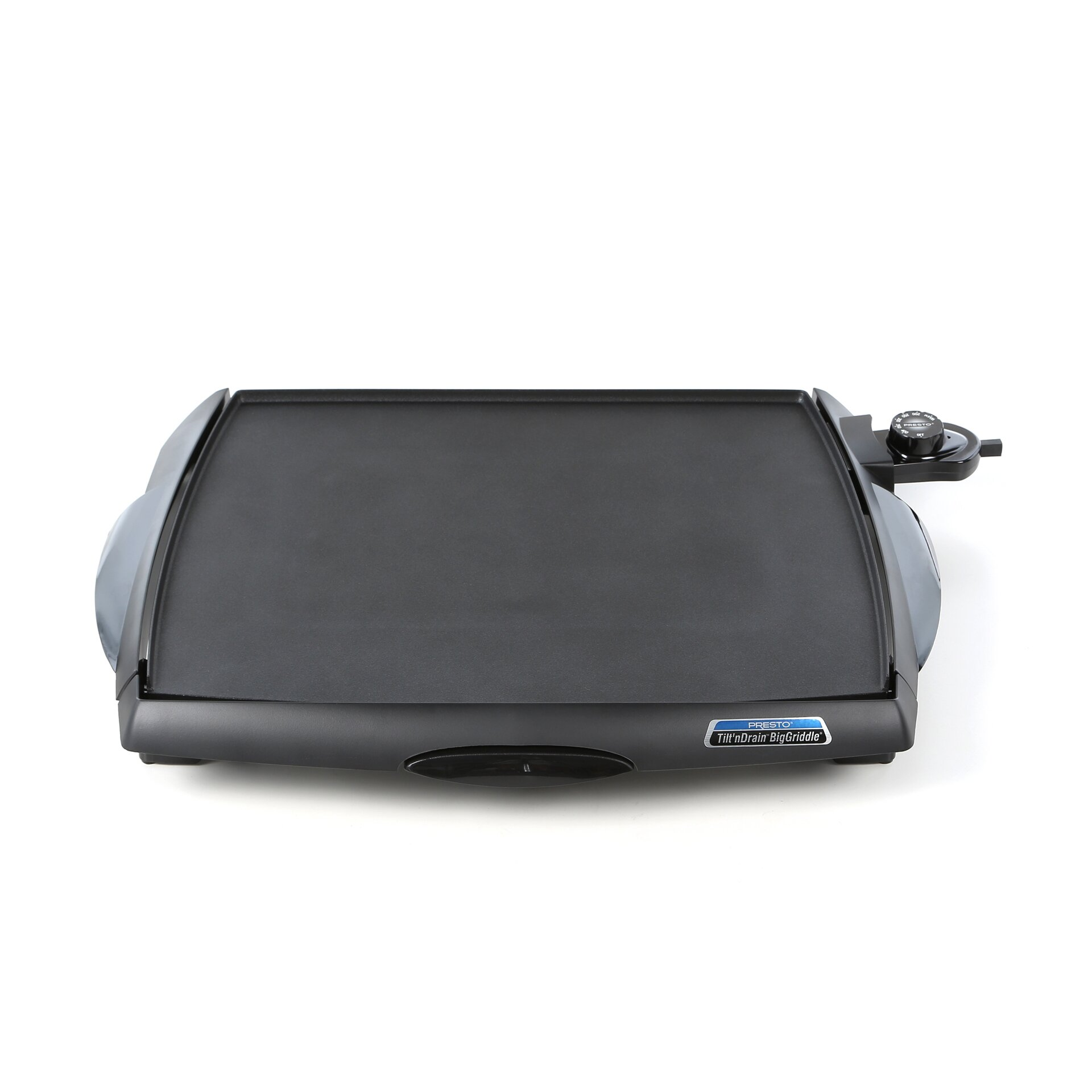Presto Cool Touch Electric Tilt N' Drain Big Griddle ...