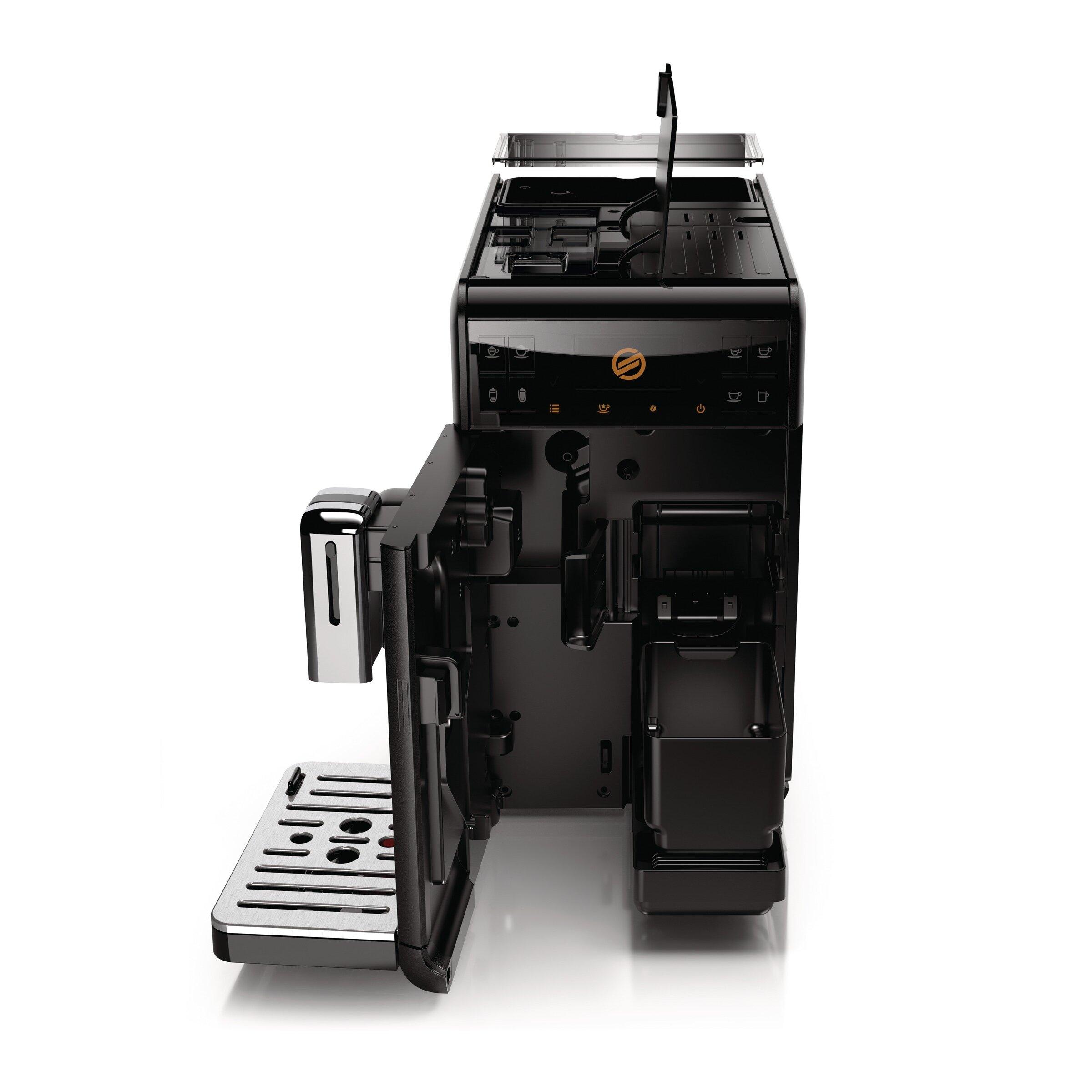 saeco granbaristo espresso machine