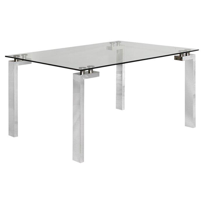 Brayden Studio Mcwhorter Dining Table Reviews: Brayden Studio Gipe Dining Table & Reviews