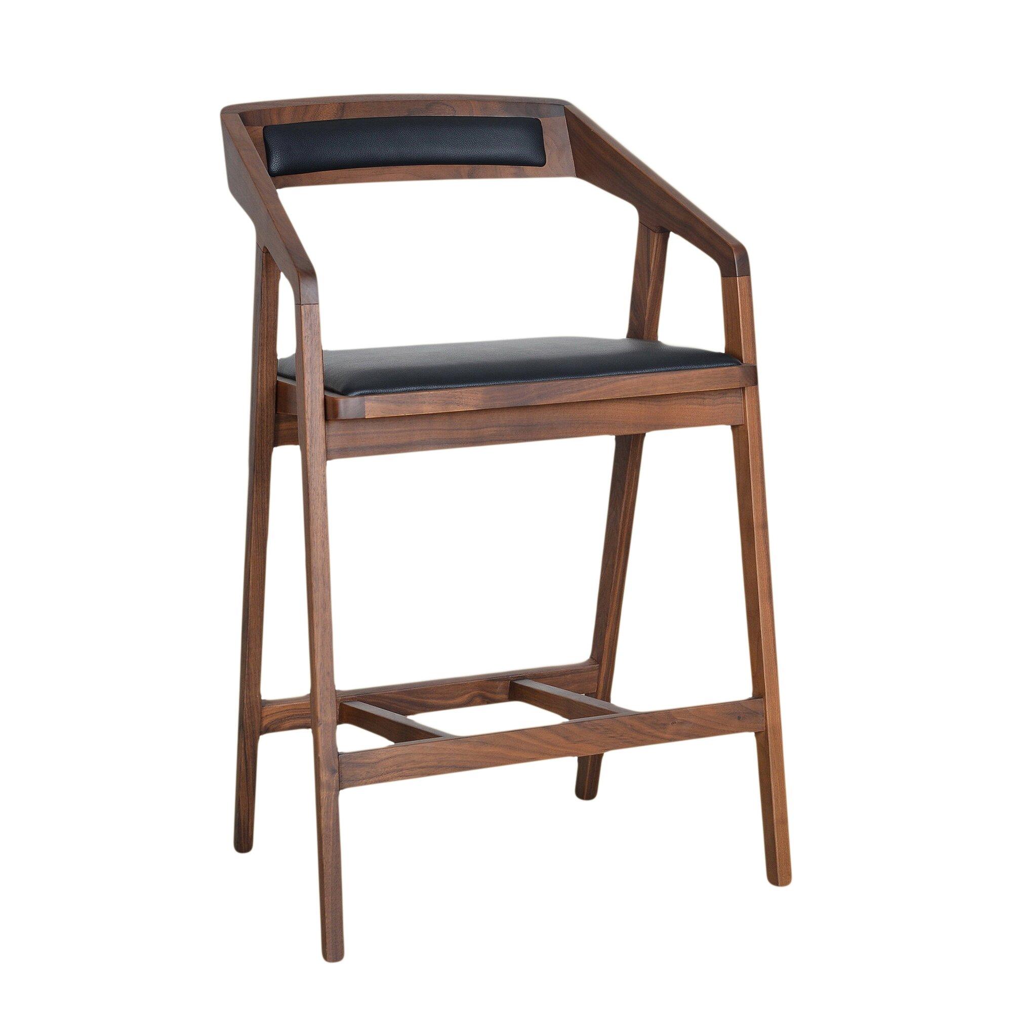 Moe 39 s home collection padma 26 bar stool reviews wayfair for I furniture reviews
