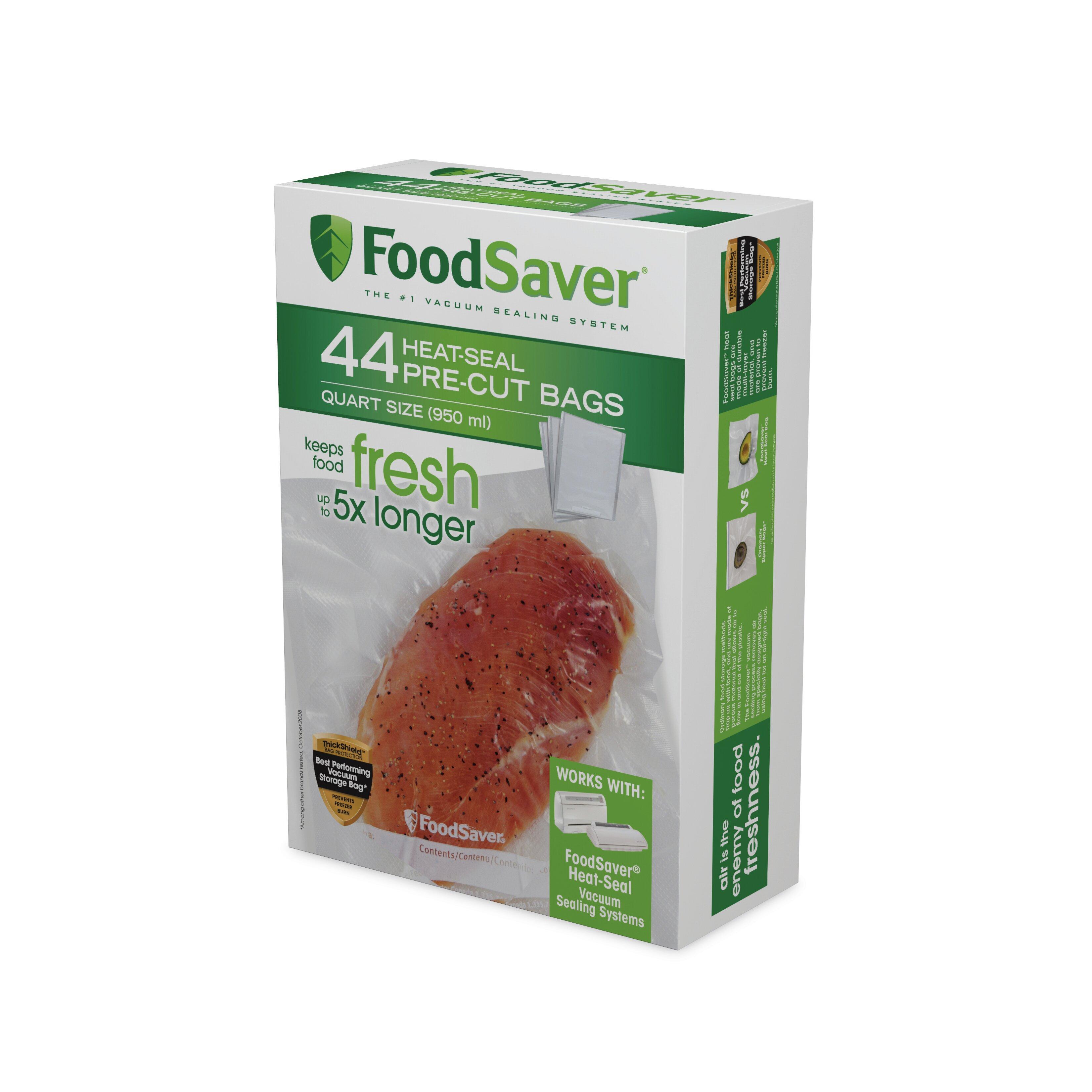 Foodsaver FoodSaver® Quart Heat Seal Bag & Reviews | Wayfair