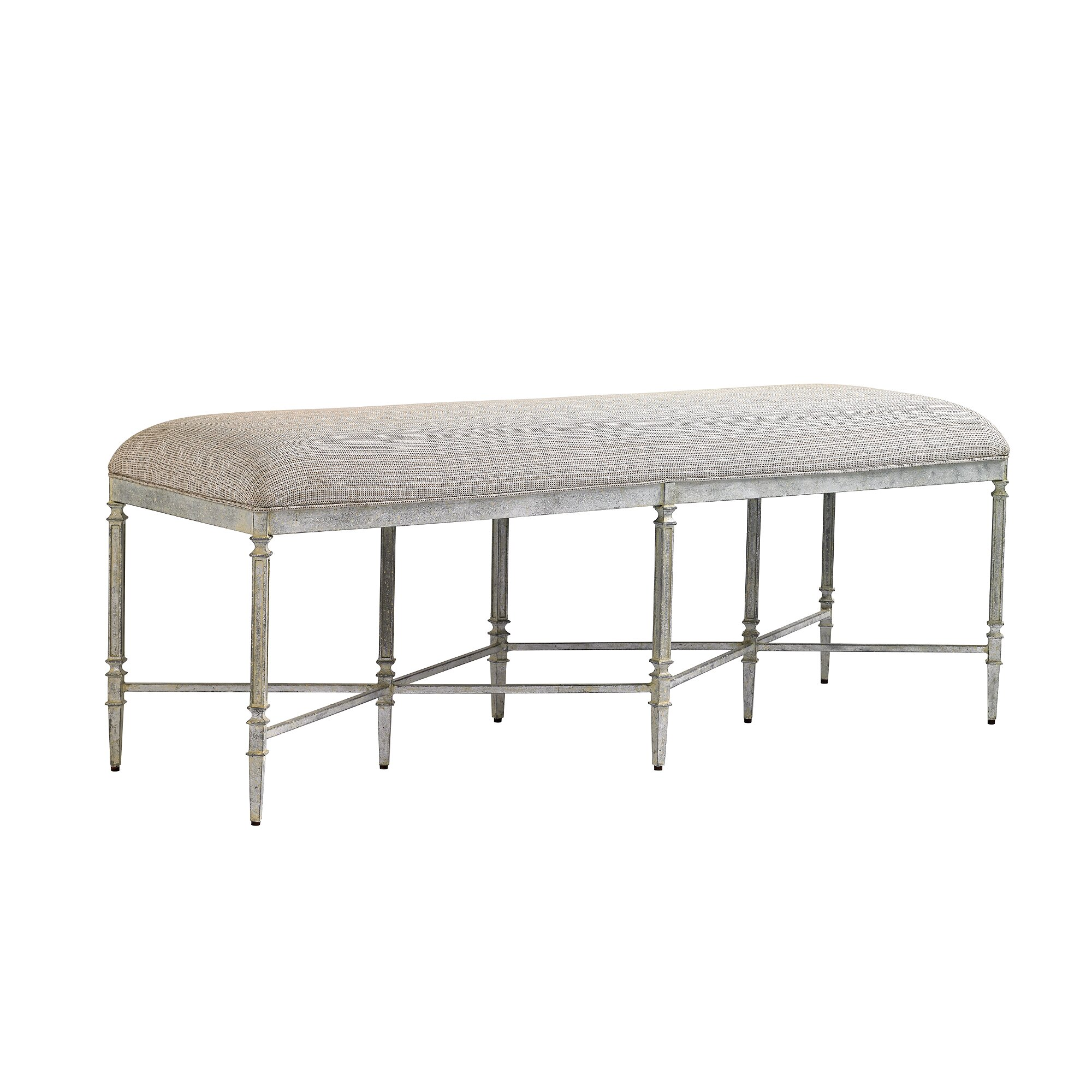 Furniture Accent Furniture Upholstered Benches Stanley SKU