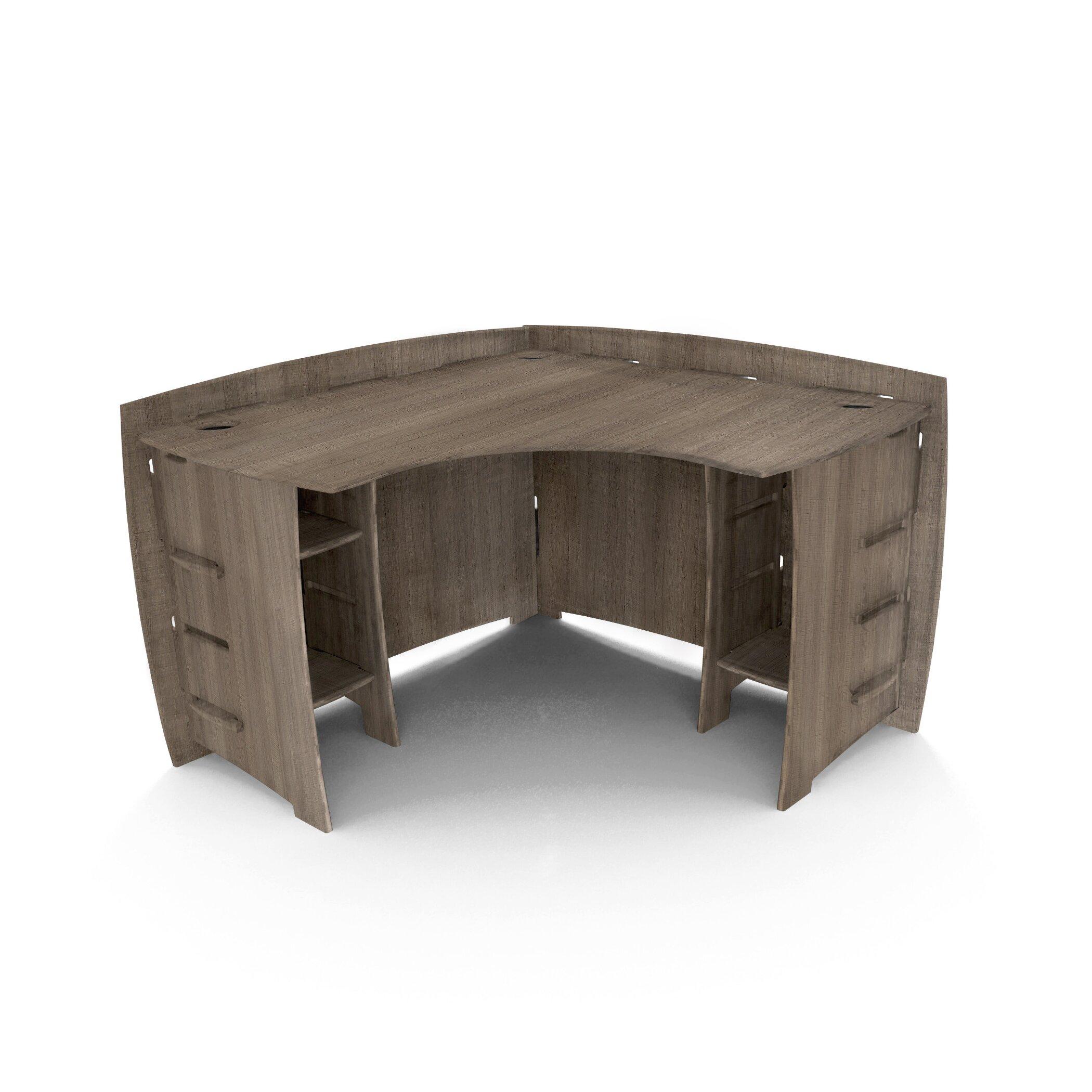 "Legare Furniture Driftwood 47"" Corner Executive Desk. Counter Height Table Ikea. Deskes. Tailgating Table. Chrome And Glass Desk. Diy Desk Chair. Taotronics Elune Tt Dl01 Dimmable Led Desk Lamp. Keyboard Workstation Desk. Desk Chair Back Pain"