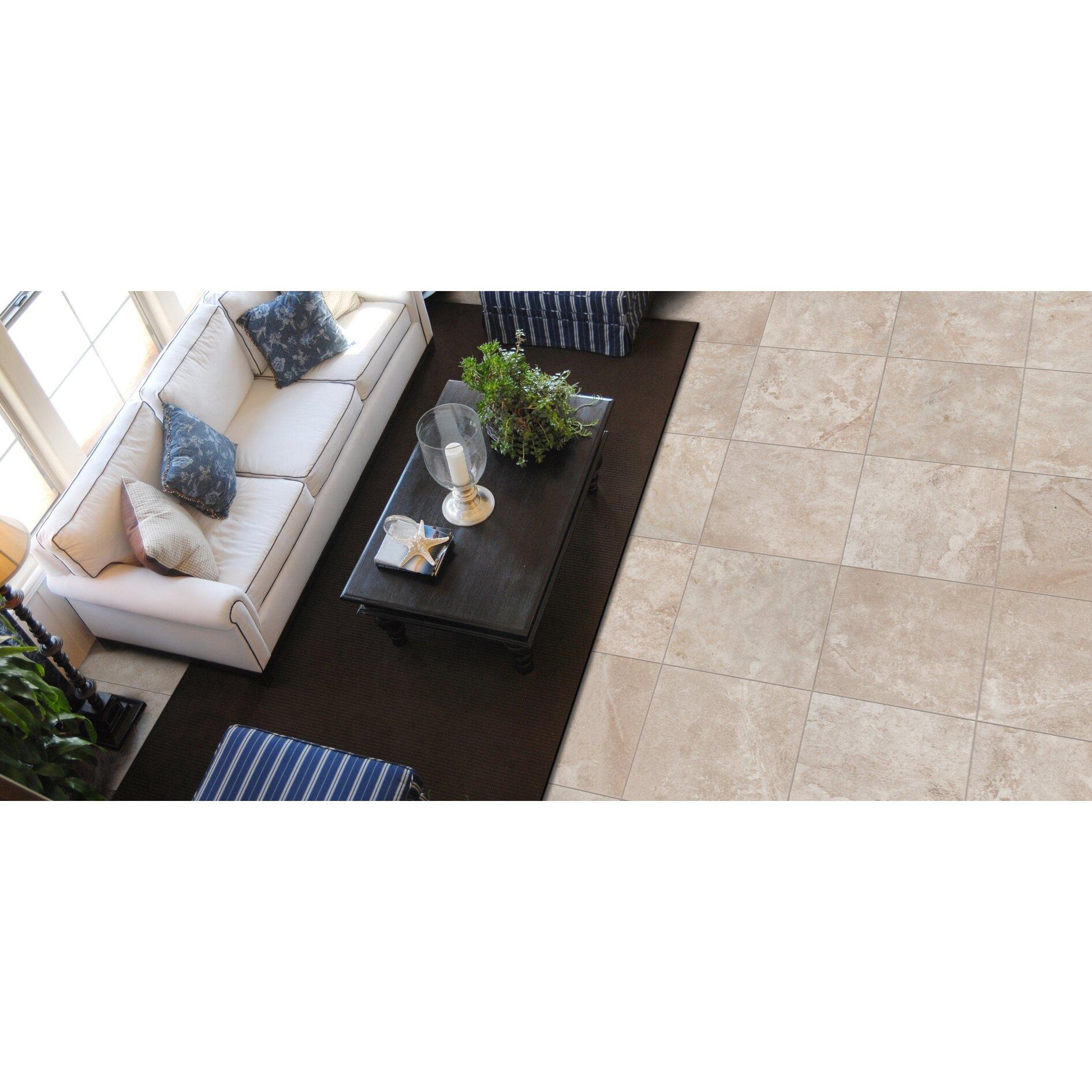 Emser tile bristol 12 x 24 ceramic tile in ashton wayfair for 12 x 24 ceramic floor tile
