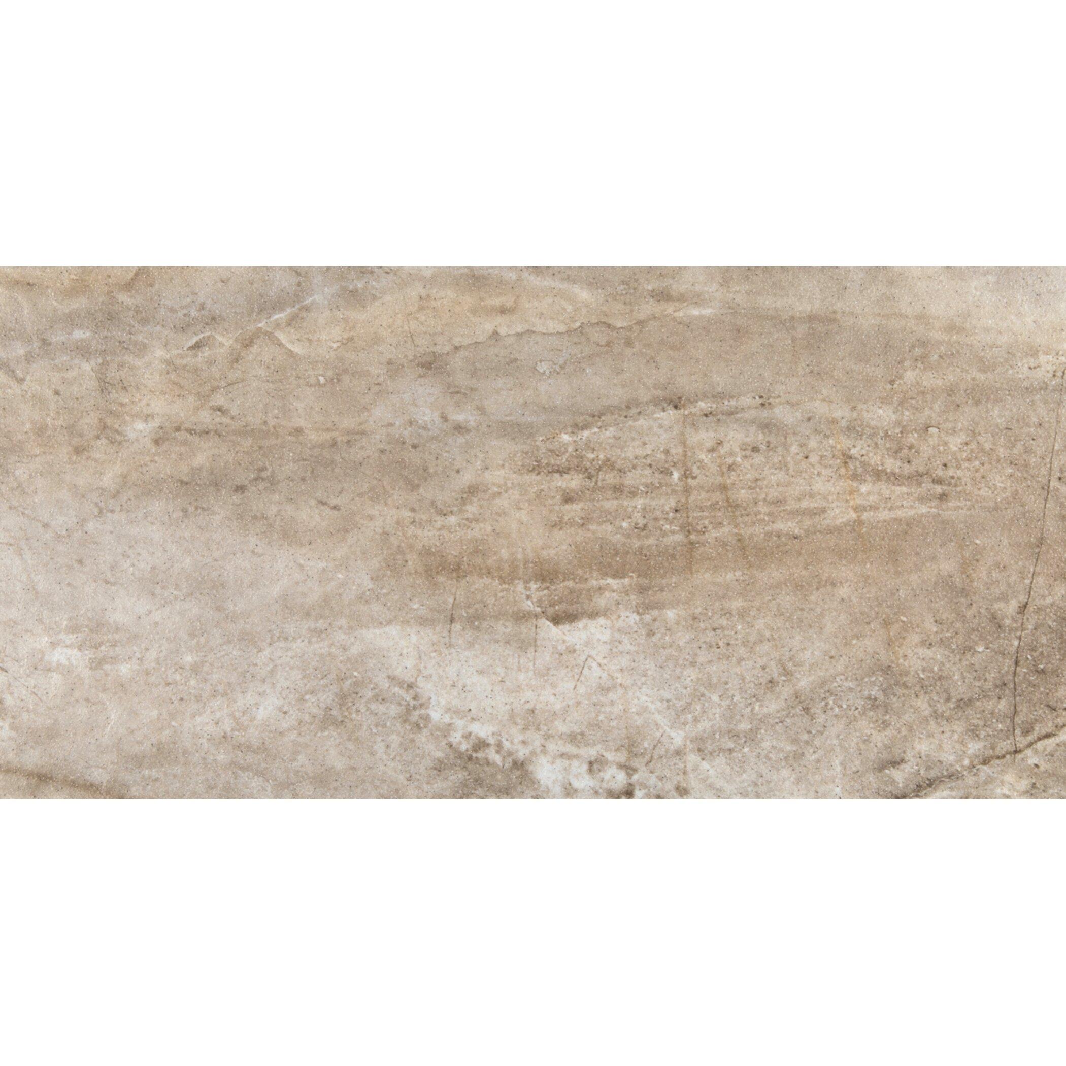 Emser tile eurasia 12 x 24 porcelain field tile in cafe for 12 x 24 ceramic floor tile