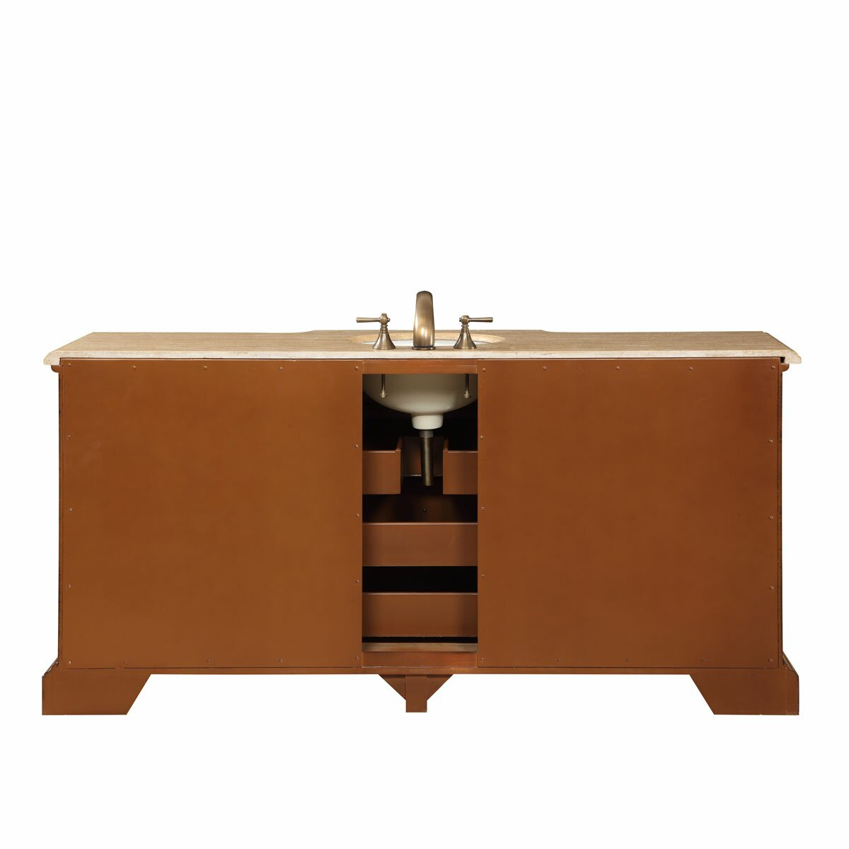 Silkroad exclusive 72 single sink bathroom vanity set reviews wayfair Bathroom sink and vanity sets