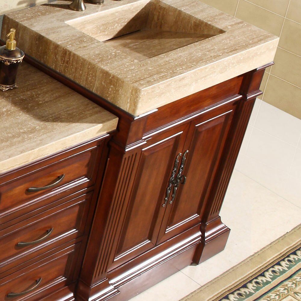 51 Bathroom Vanity Silkroad Exclusive Hyp 0219 T Vt 51