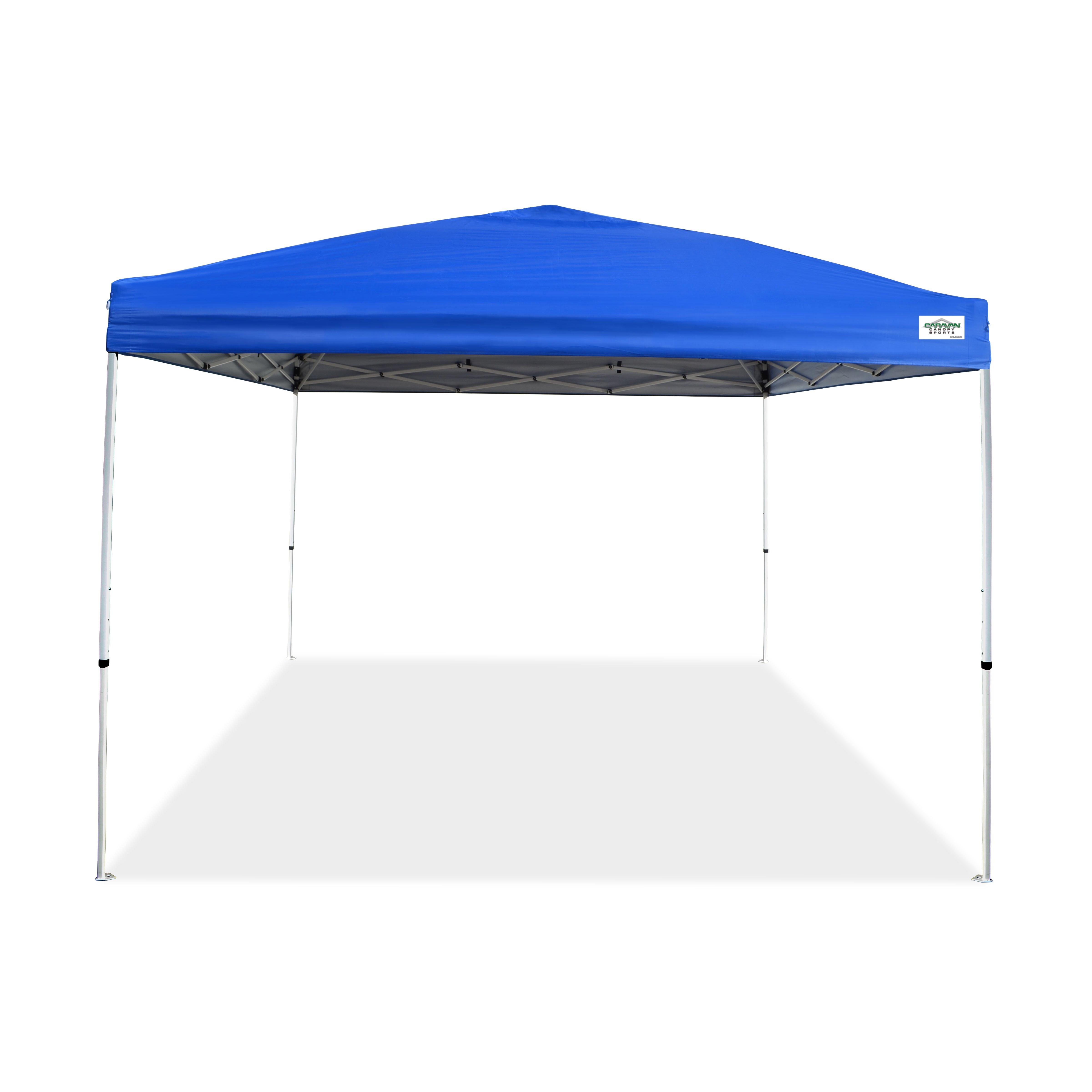 10 Ft 10 Ft Canopy : Caravancanopy v pro series ft w d canopy