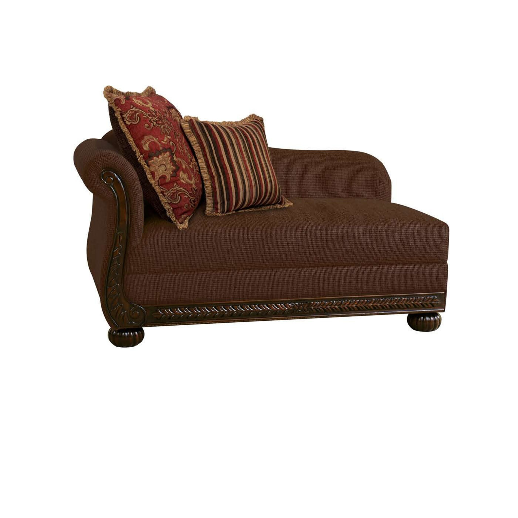 Serta upholstery chaise lounge reviews wayfair for Chaise interiors