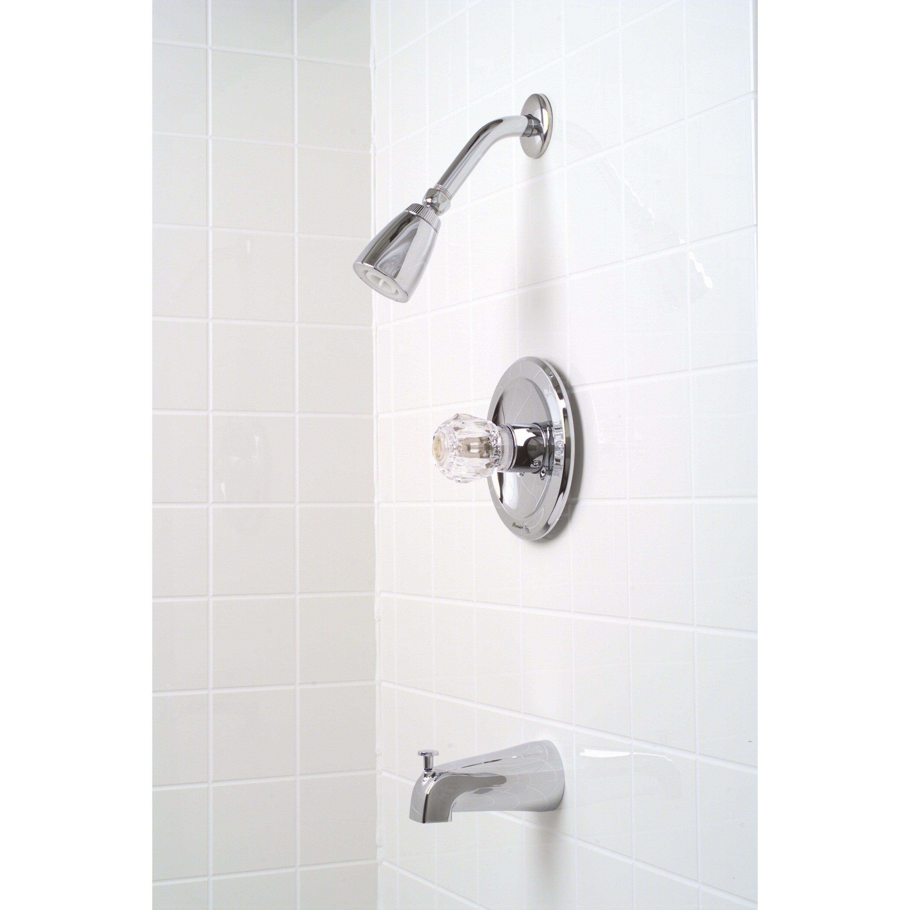 Single Handle Shower Faucet With Diverter - Home Design - Game-hay.us