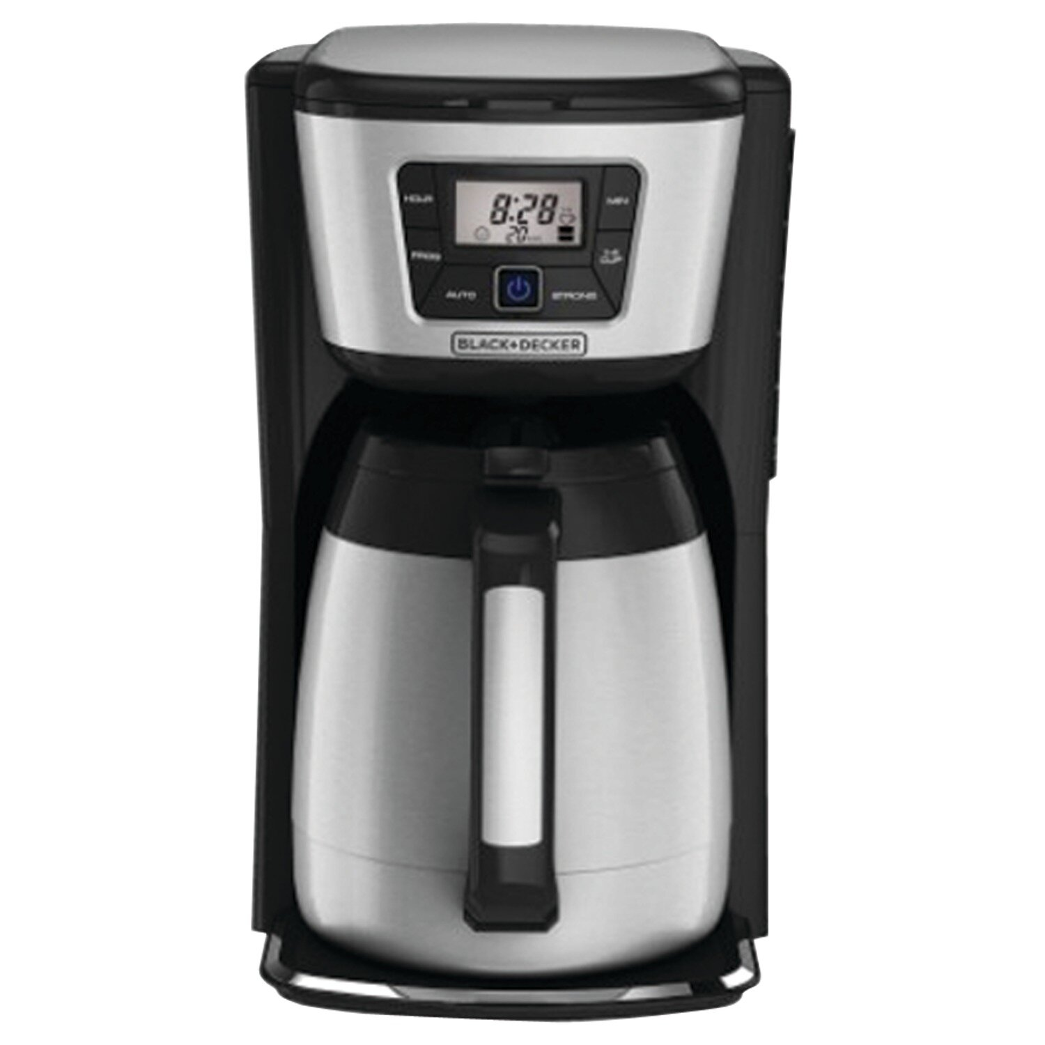 Thermal Coffee Maker Best Reviews : Black & Decker 12 Cup Programmable Thermal Coffee Maker & Reviews Wayfair