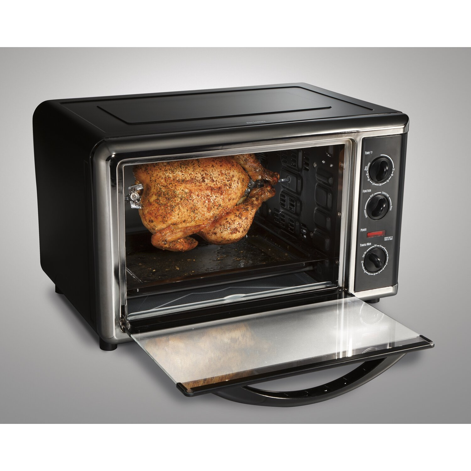 Hamilton Beach Countertop Convection & Rotisserie Oven & Reviews ...