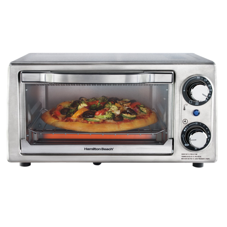 Countertop Oven Toaster : Toaster Oven by Hamilton Beach