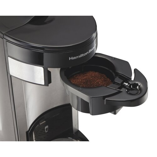 K Cup Coffee Maker Ratings : Hamilton Beach Flex Brew Single Serve K-Cup Coffee Maker & Reviews Wayfair