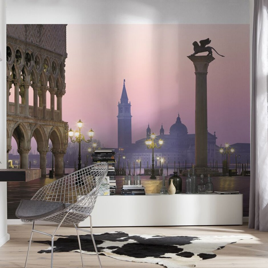 Brewster home fashions komar san marco wall mural for Brewster home fashions komar wall mural