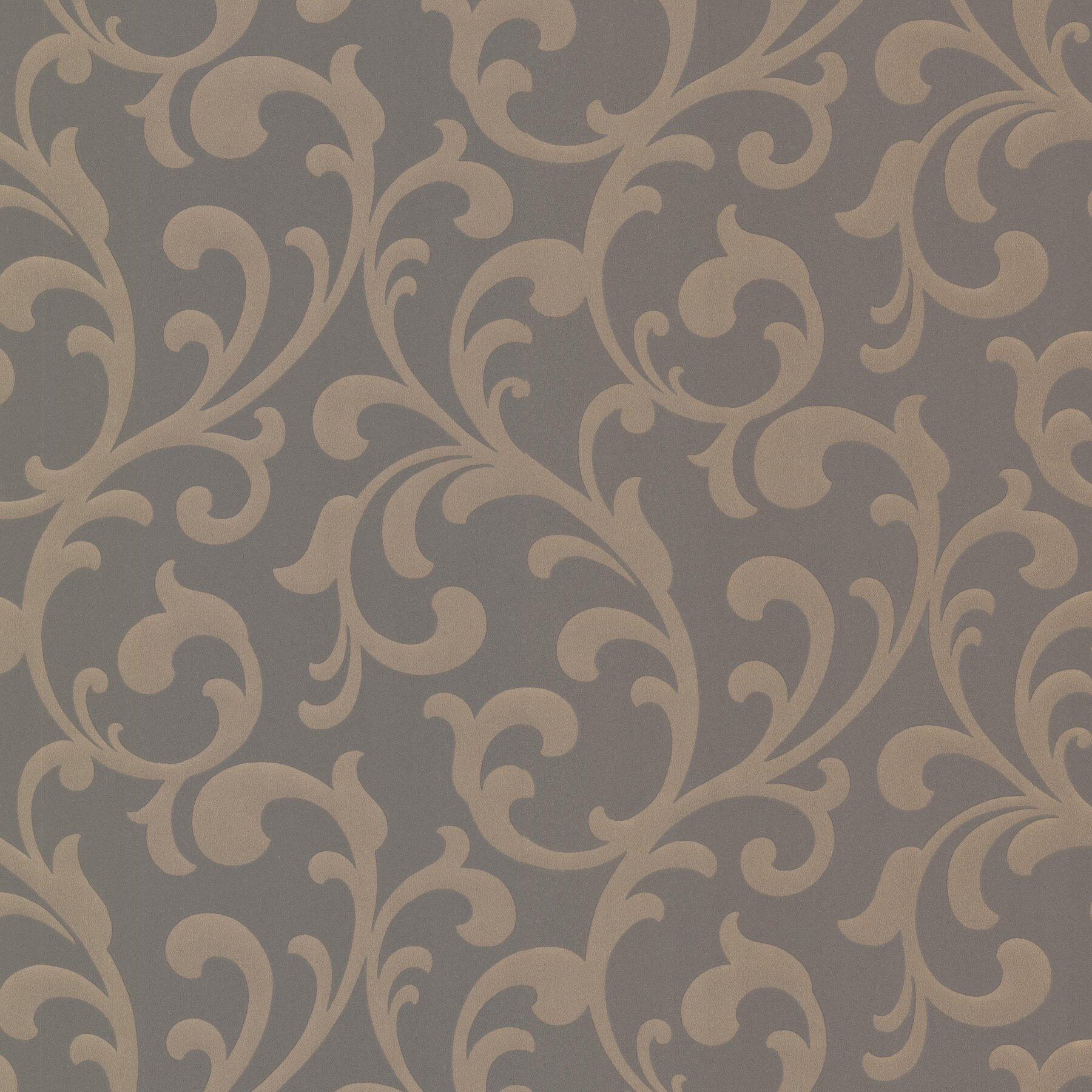Brewster home fashions elements catasse 33 39 x 20 5 scroll for 3d embossed wallpaper