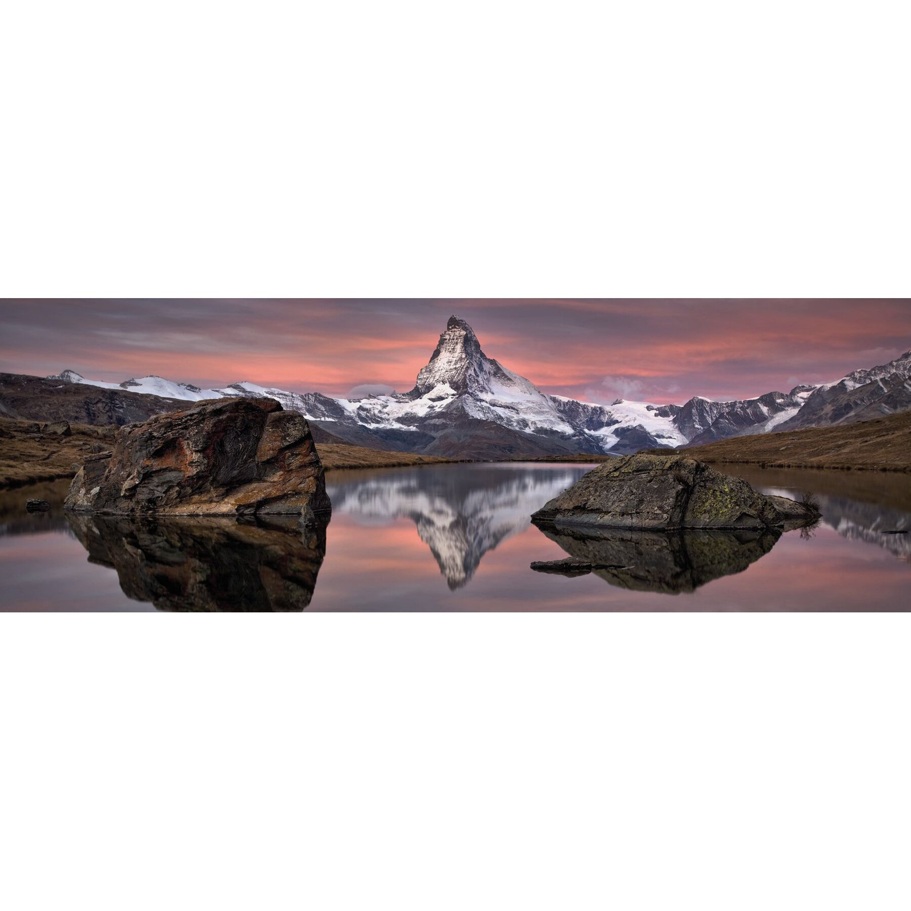 Brewster home fashions komar matterhorn wall mural wayfair for Brewster home fashions komar wall mural